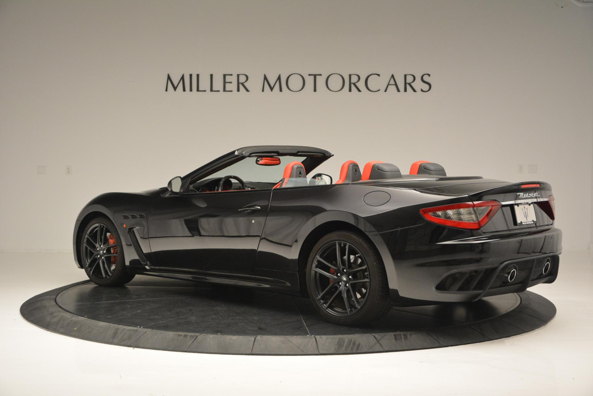 Used 2013 Maserati GranTurismo MC For Sale In Westport, CT 521_p4