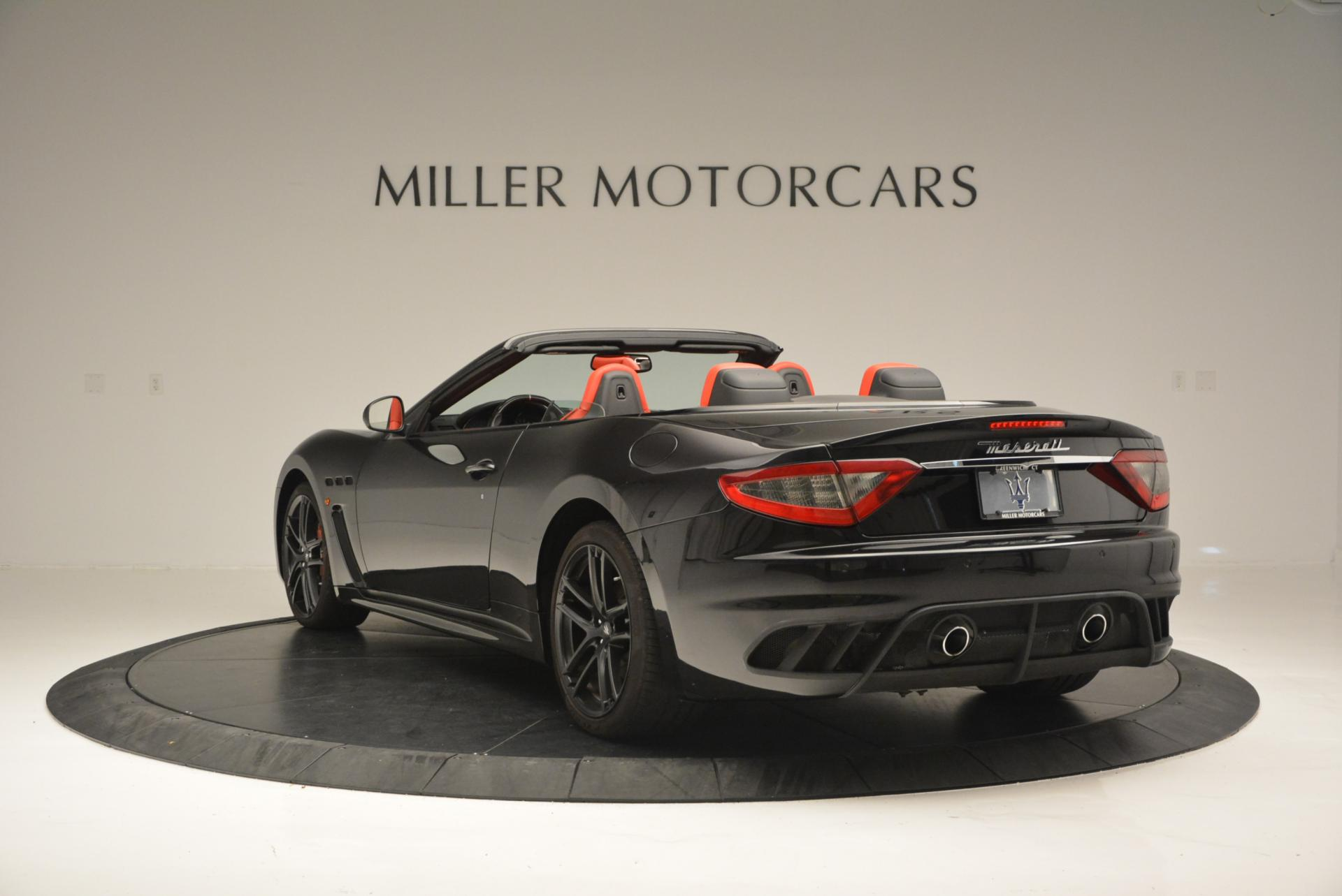 Used 2013 Maserati GranTurismo MC For Sale In Westport, CT 521_p5