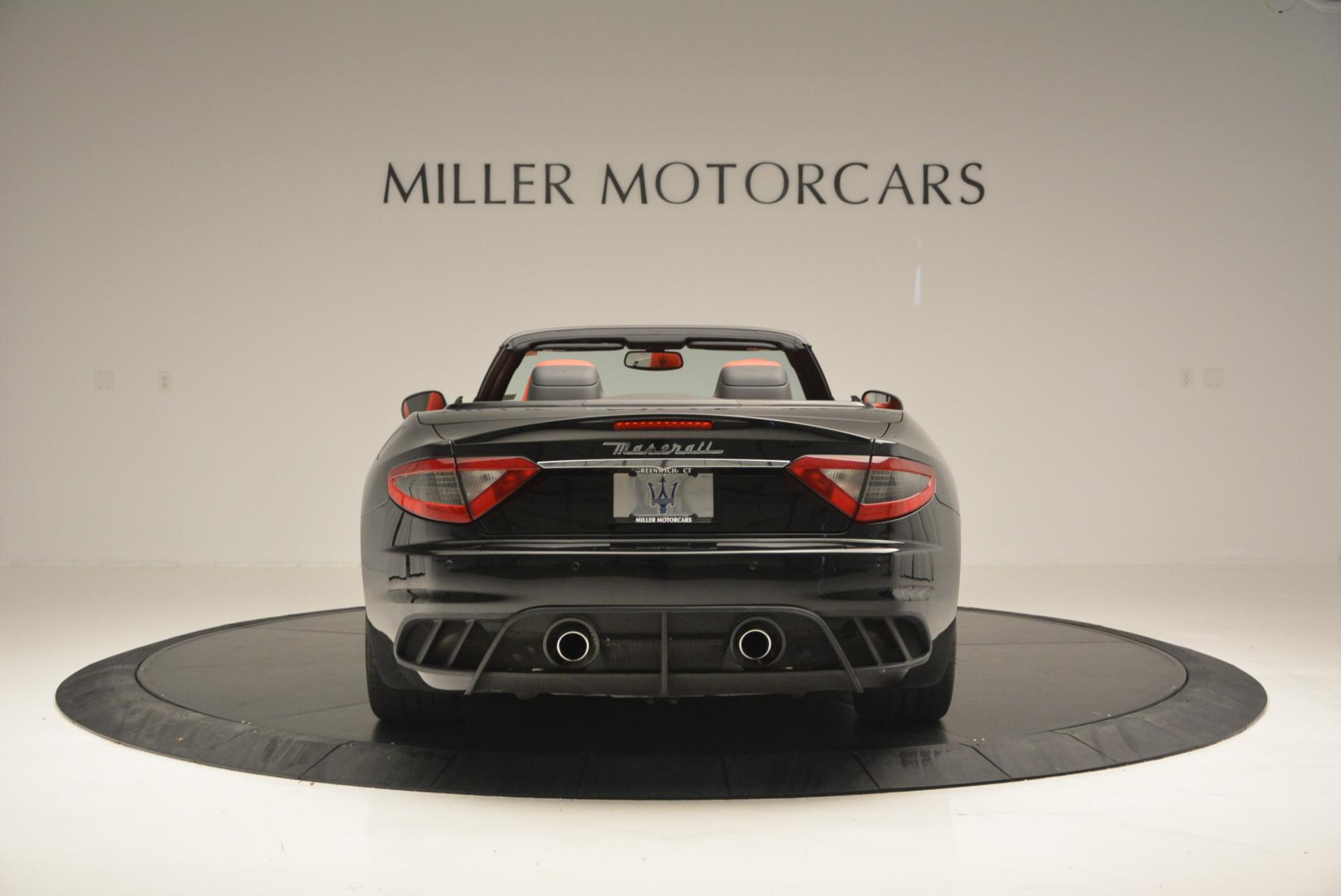 Used 2013 Maserati GranTurismo MC For Sale In Westport, CT 521_p6