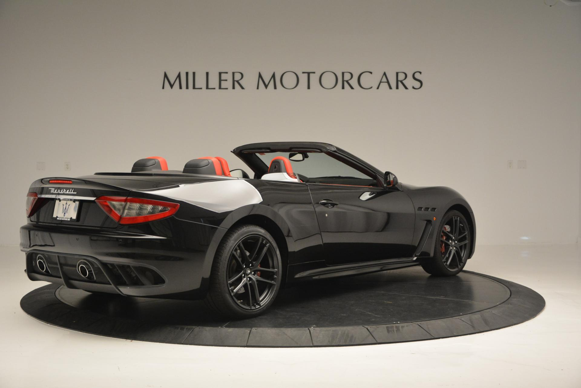 Used 2013 Maserati GranTurismo MC For Sale In Westport, CT 521_p8