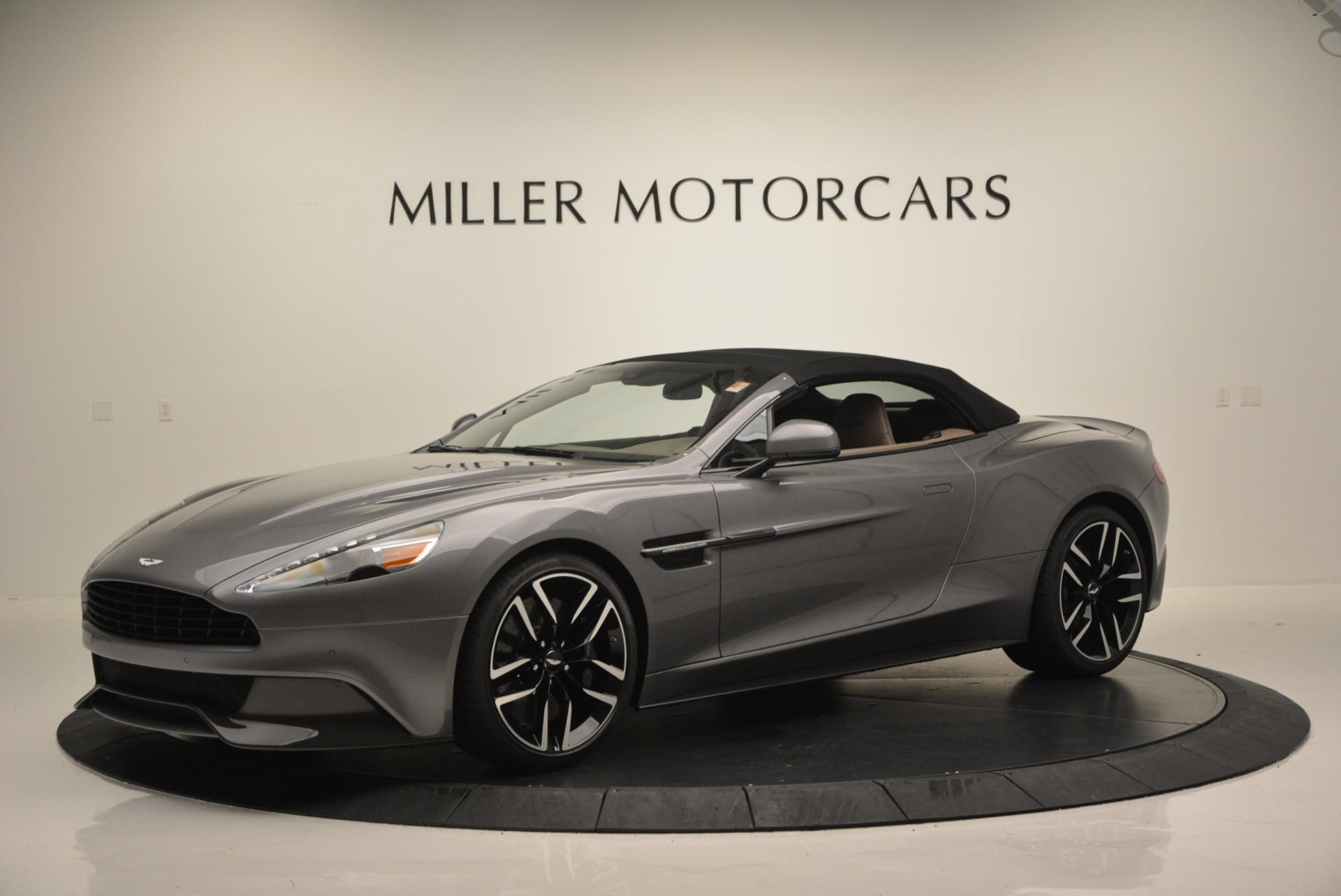 New 2016 Aston Martin Vanquish Volante For Sale In Westport, CT 522_p15