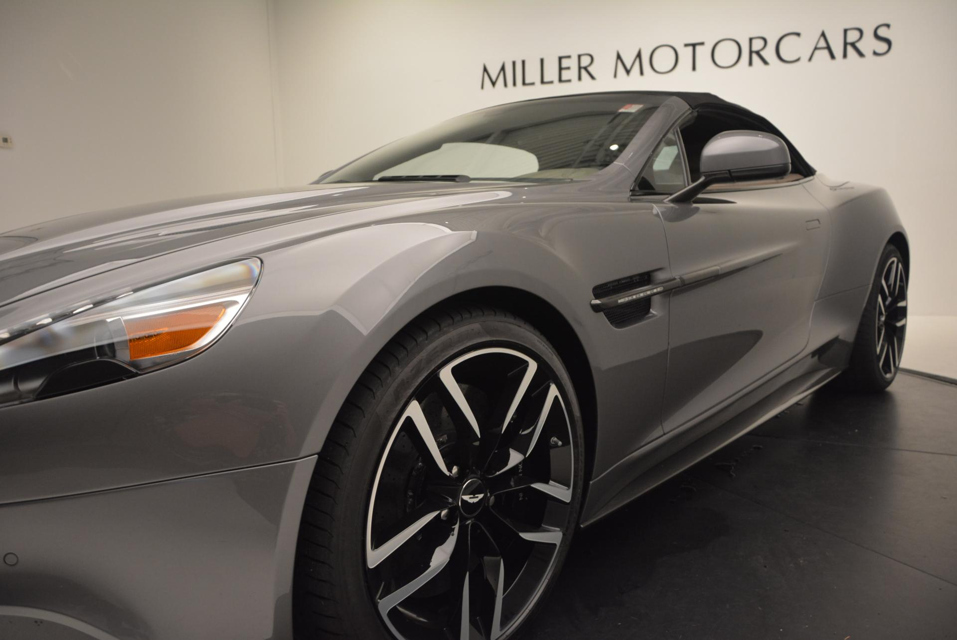 New 2016 Aston Martin Vanquish Volante For Sale In Westport, CT 522_p28
