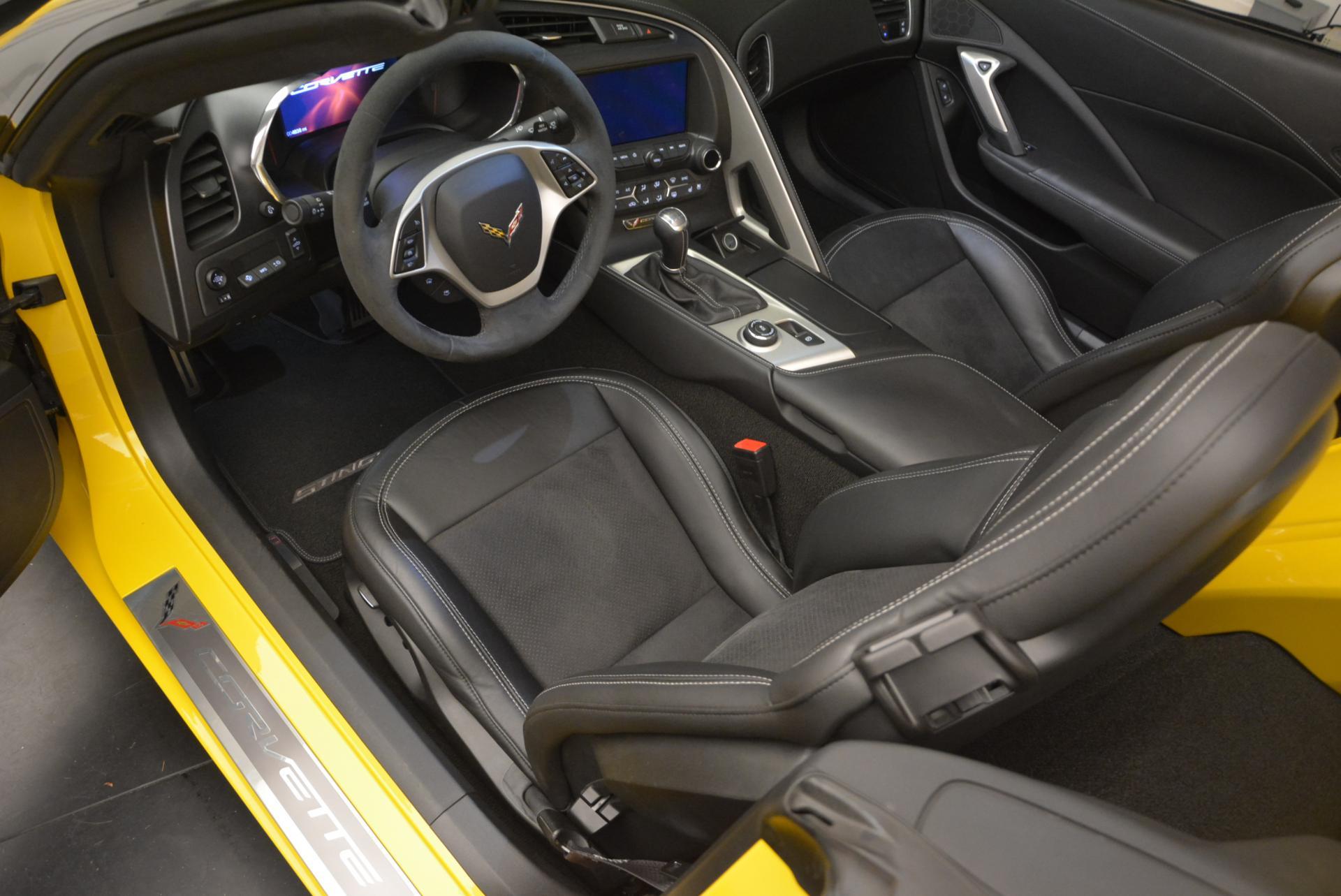 Used 2014 Chevrolet Corvette Stingray Z51 For Sale In Westport, CT 523_p13