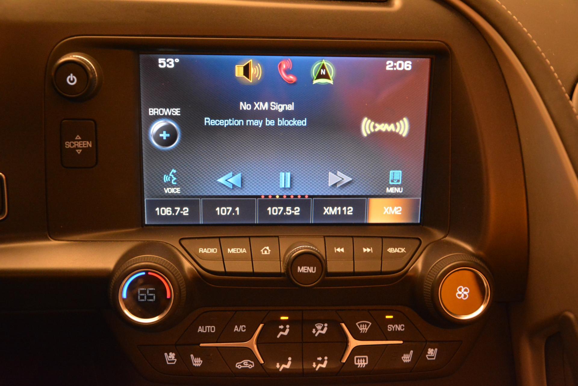 Used 2014 Chevrolet Corvette Stingray Z51 For Sale In Westport, CT 523_p23