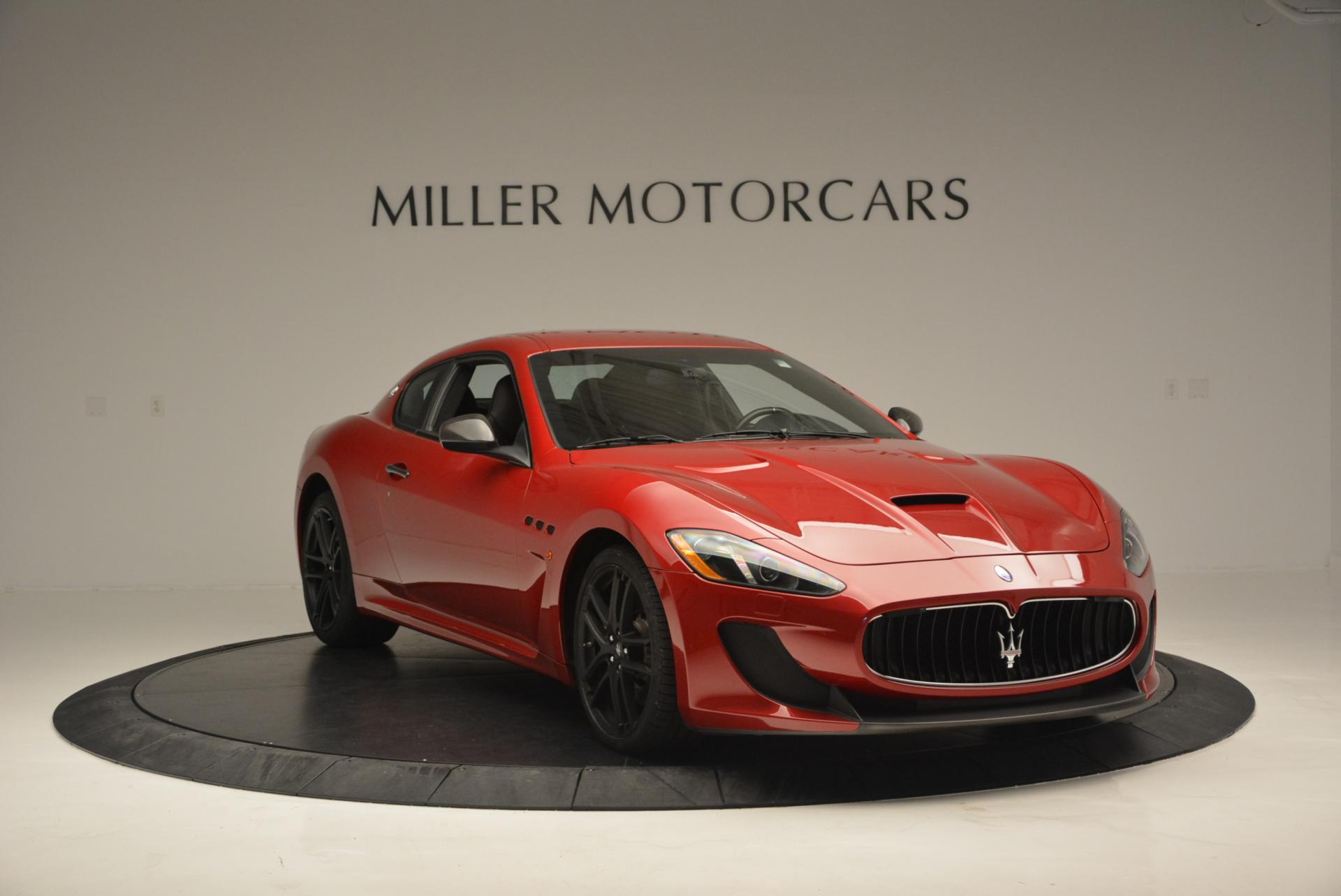 Used 2014 Maserati GranTurismo MC For Sale In Westport, CT 525_p11