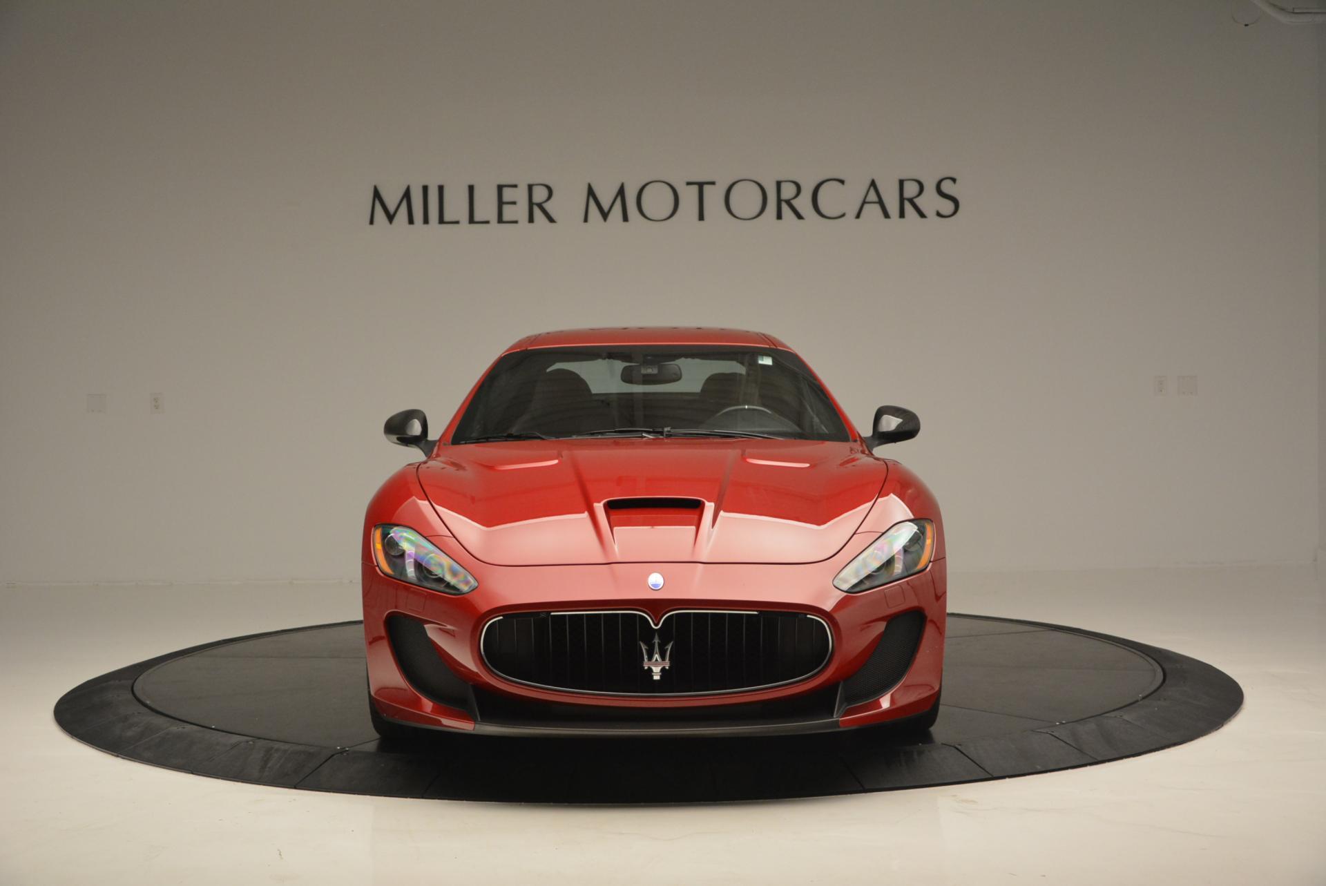 Used 2014 Maserati GranTurismo MC For Sale In Westport, CT 525_p12