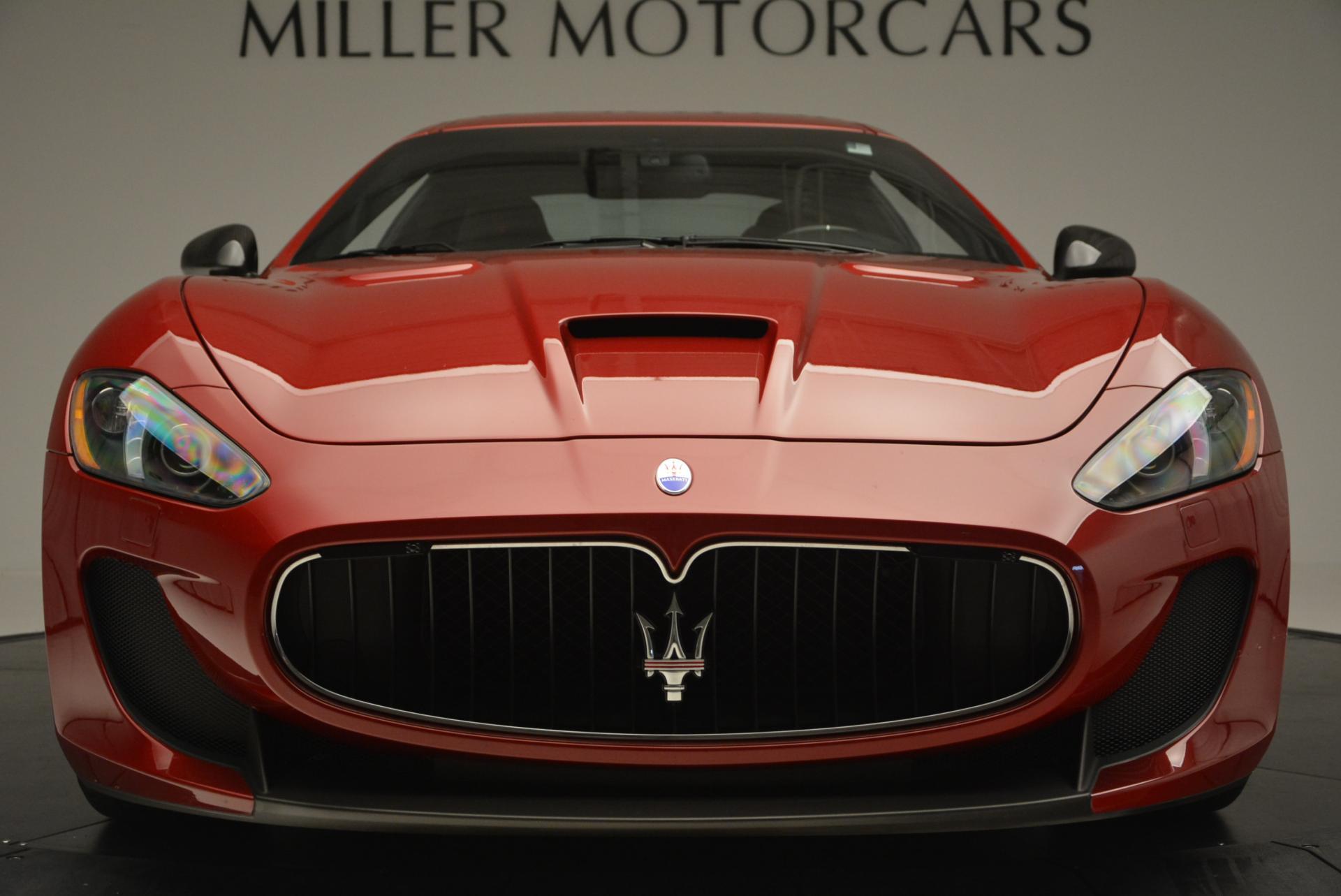 Used 2014 Maserati GranTurismo MC For Sale In Westport, CT 525_p13