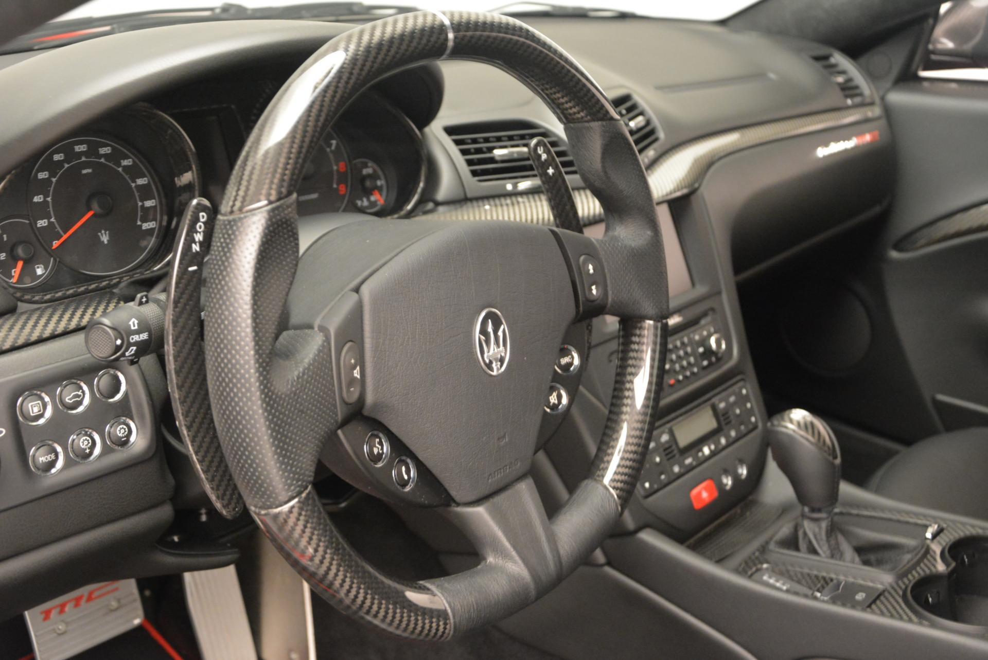 Used 2014 Maserati GranTurismo MC For Sale In Westport, CT 525_p19