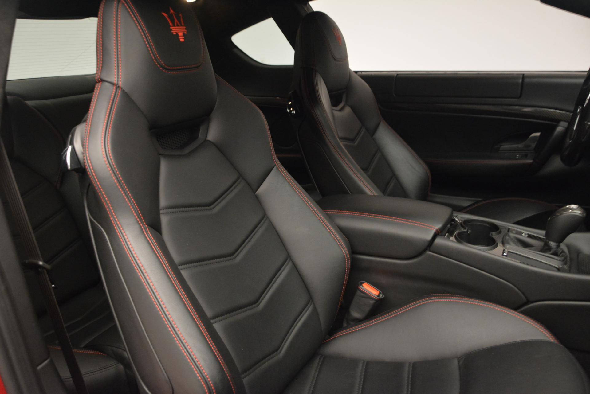 Used 2014 Maserati GranTurismo MC For Sale In Westport, CT 525_p22