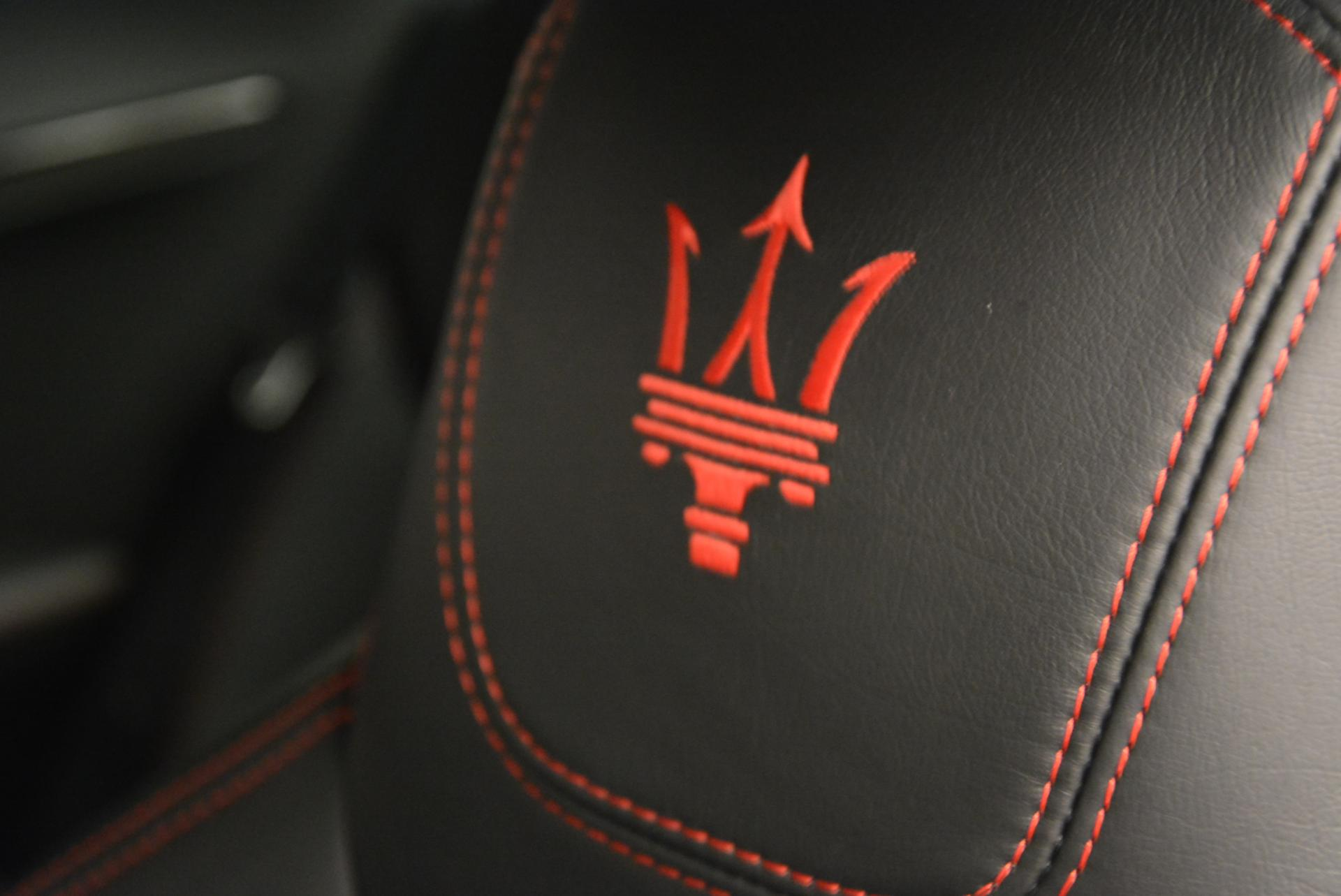 Used 2014 Maserati GranTurismo MC For Sale In Westport, CT 525_p23