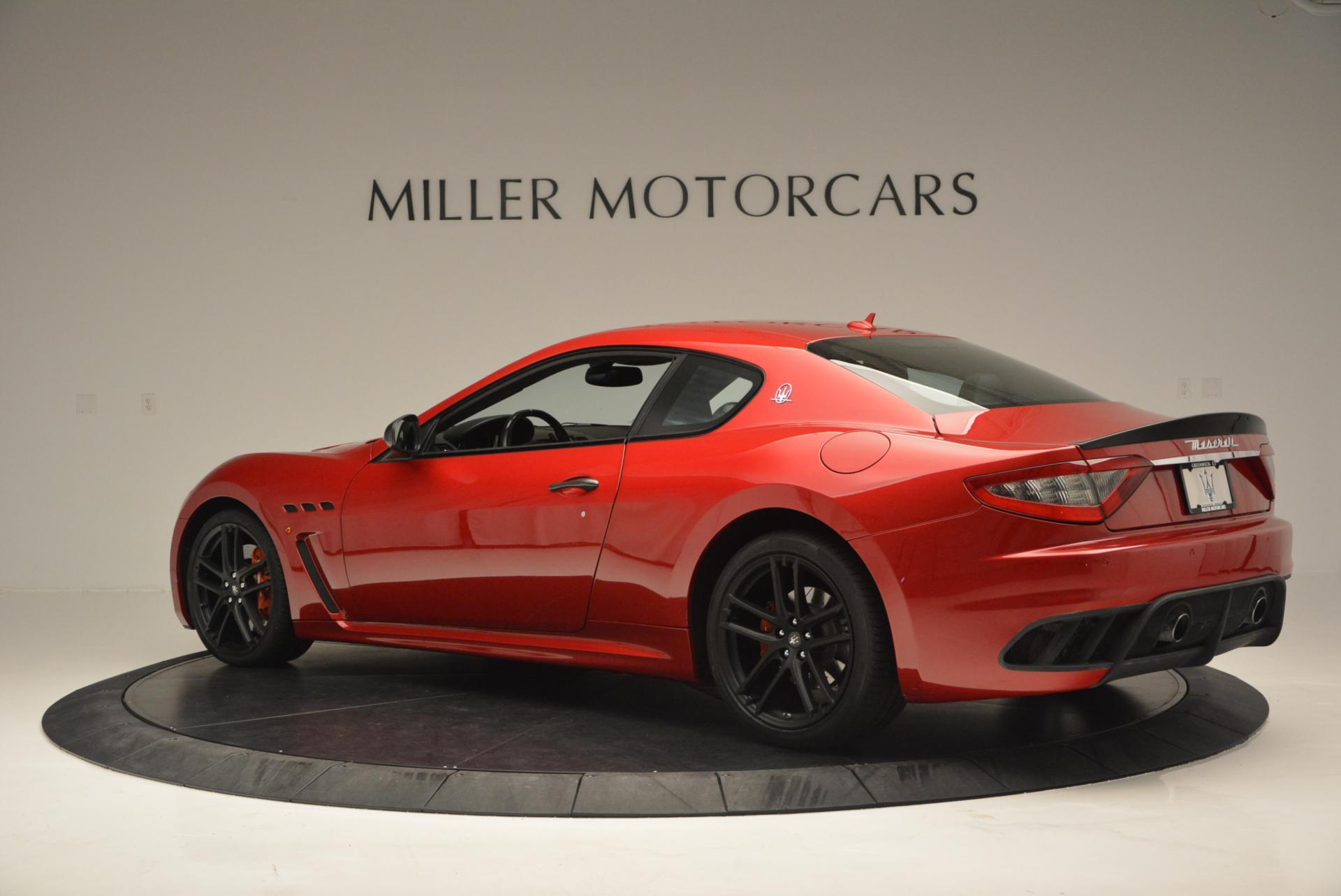 Used 2014 Maserati GranTurismo MC For Sale In Westport, CT 525_p4