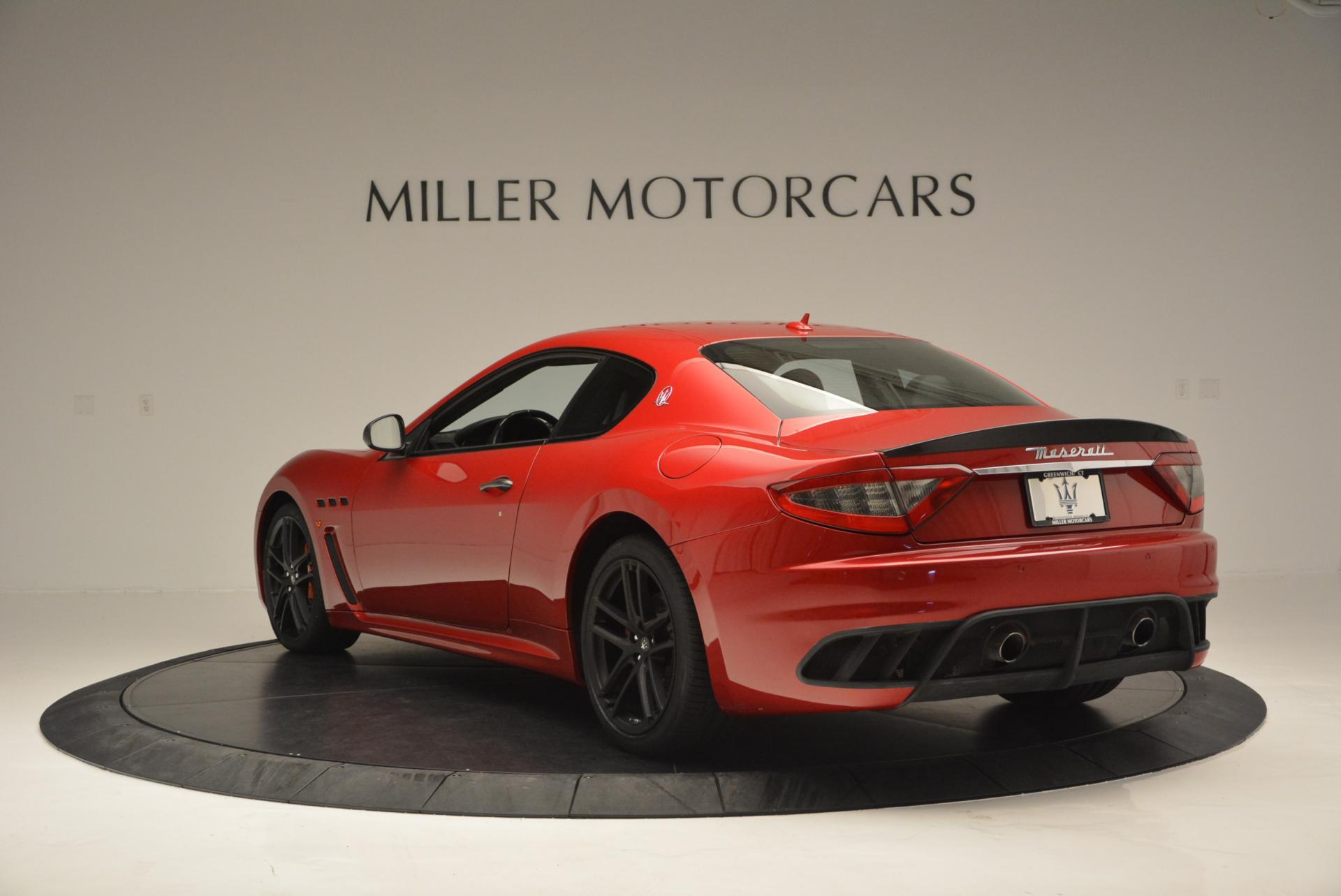 Used 2014 Maserati GranTurismo MC For Sale In Westport, CT 525_p5