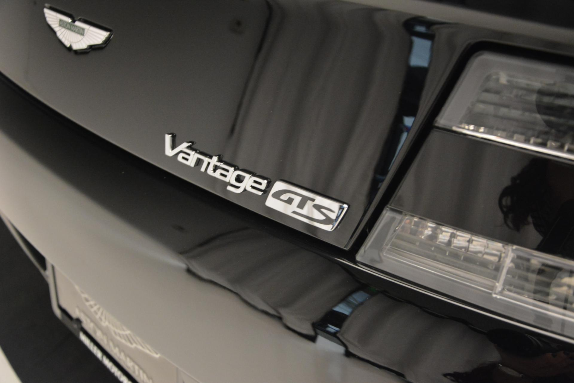 New 2016 Aston Martin V8 Vantage GTS S For Sale In Westport, CT 526_p20