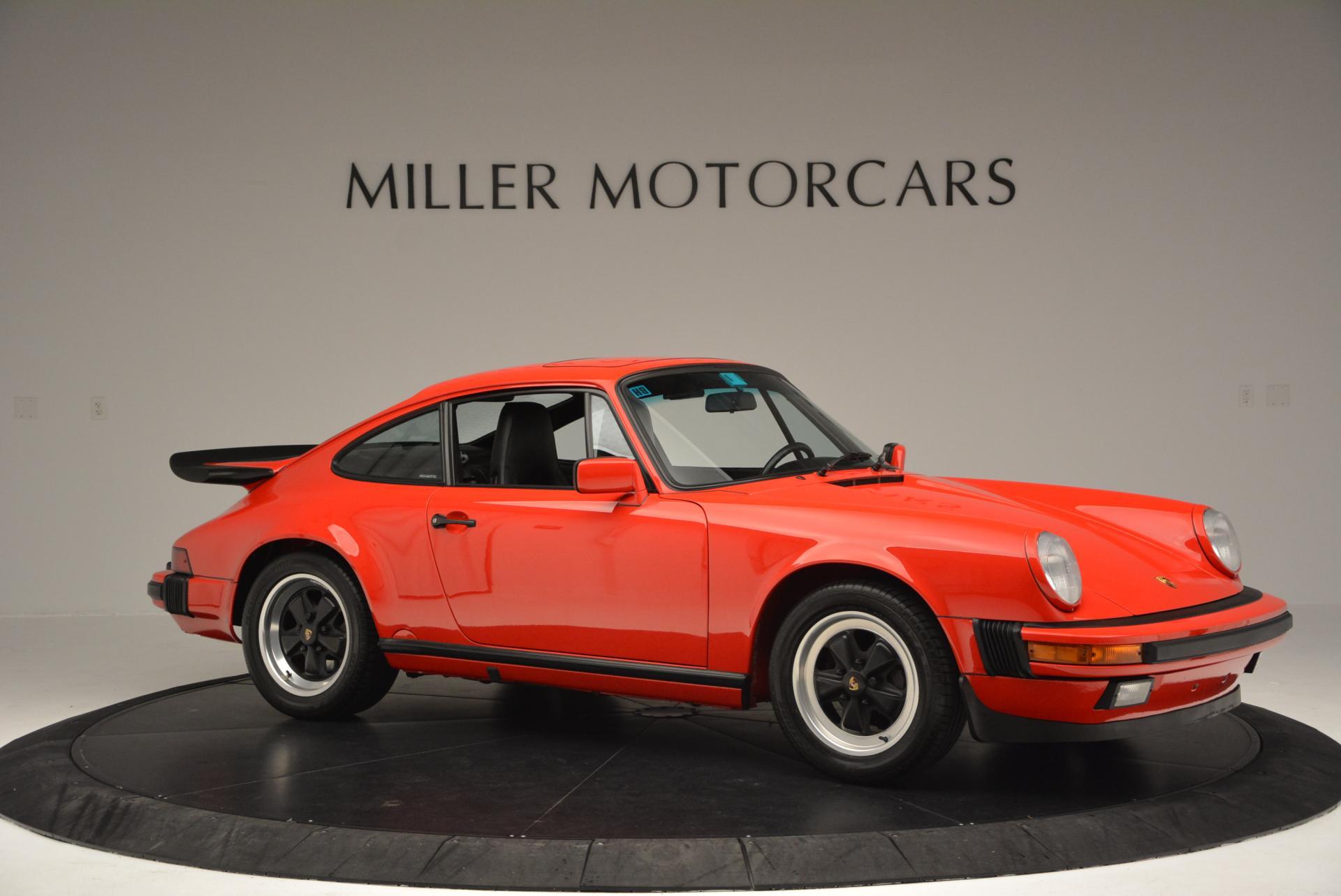 Used 1988 Porsche 911 Carrera For Sale In Westport, CT 527_p10