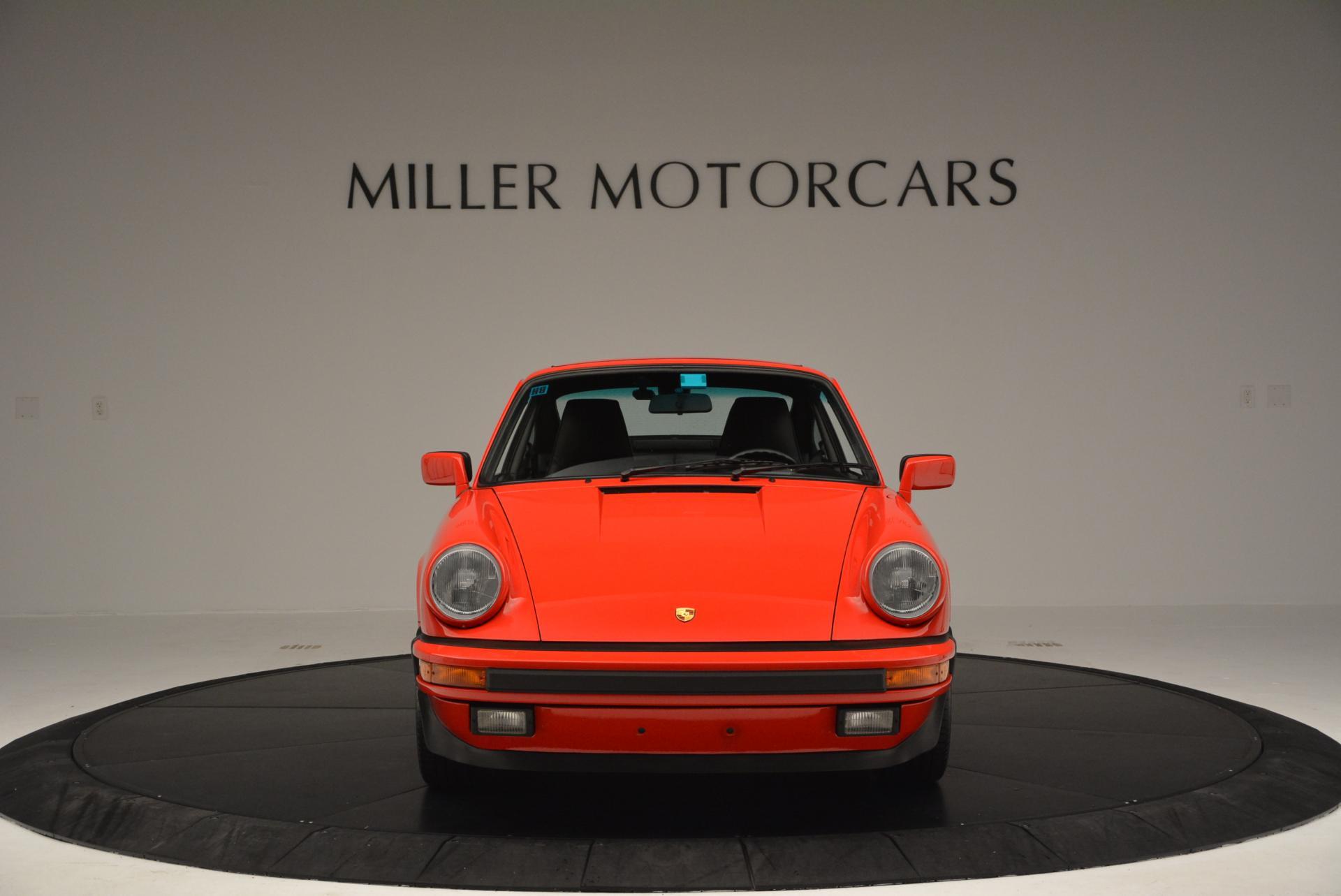 Used 1988 Porsche 911 Carrera For Sale In Westport, CT 527_p12