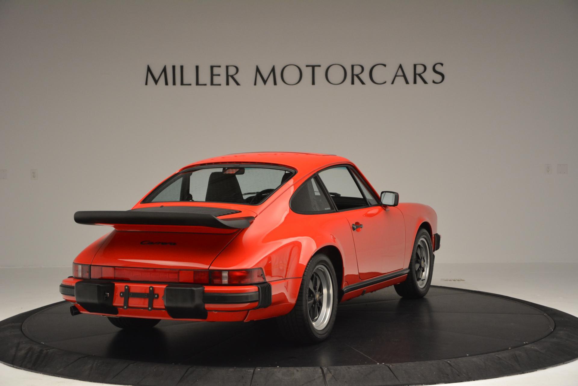 Used 1988 Porsche 911 Carrera For Sale In Westport, CT 527_p7