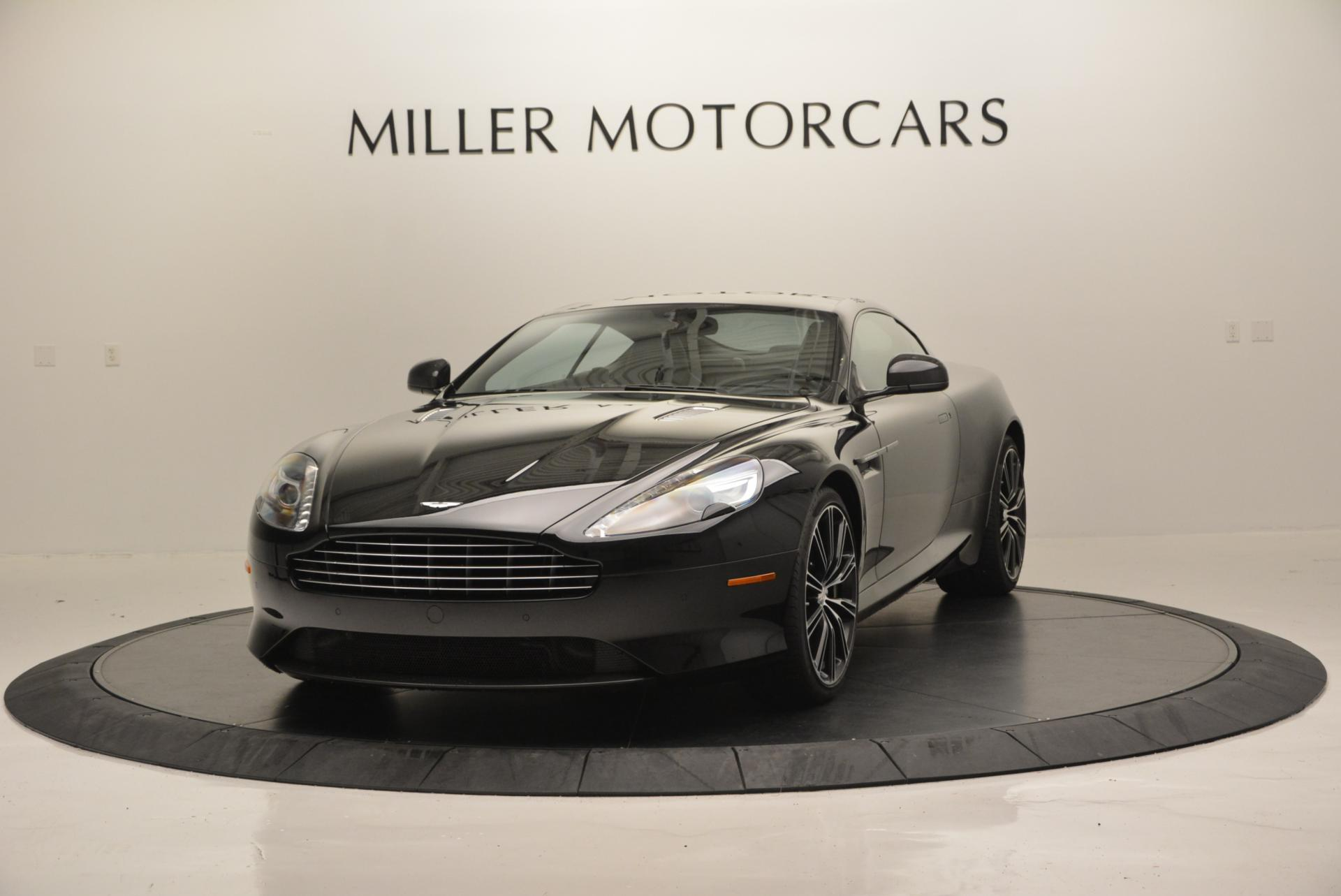 Used 2015 Aston Martin DB9 Carbon Edition For Sale In Westport, CT 528_main