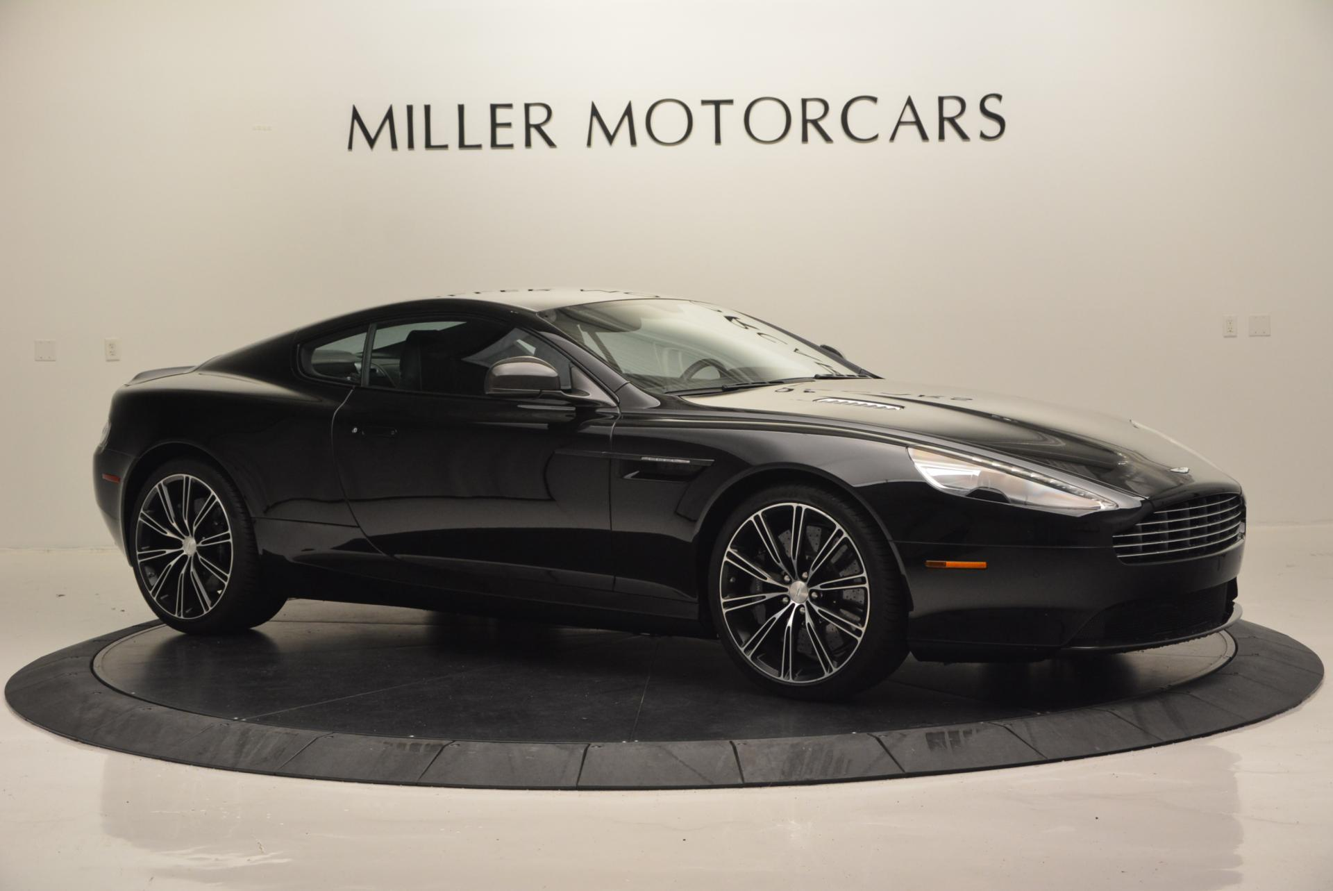 Used 2015 Aston Martin DB9 Carbon Edition For Sale In Westport, CT 528_p10