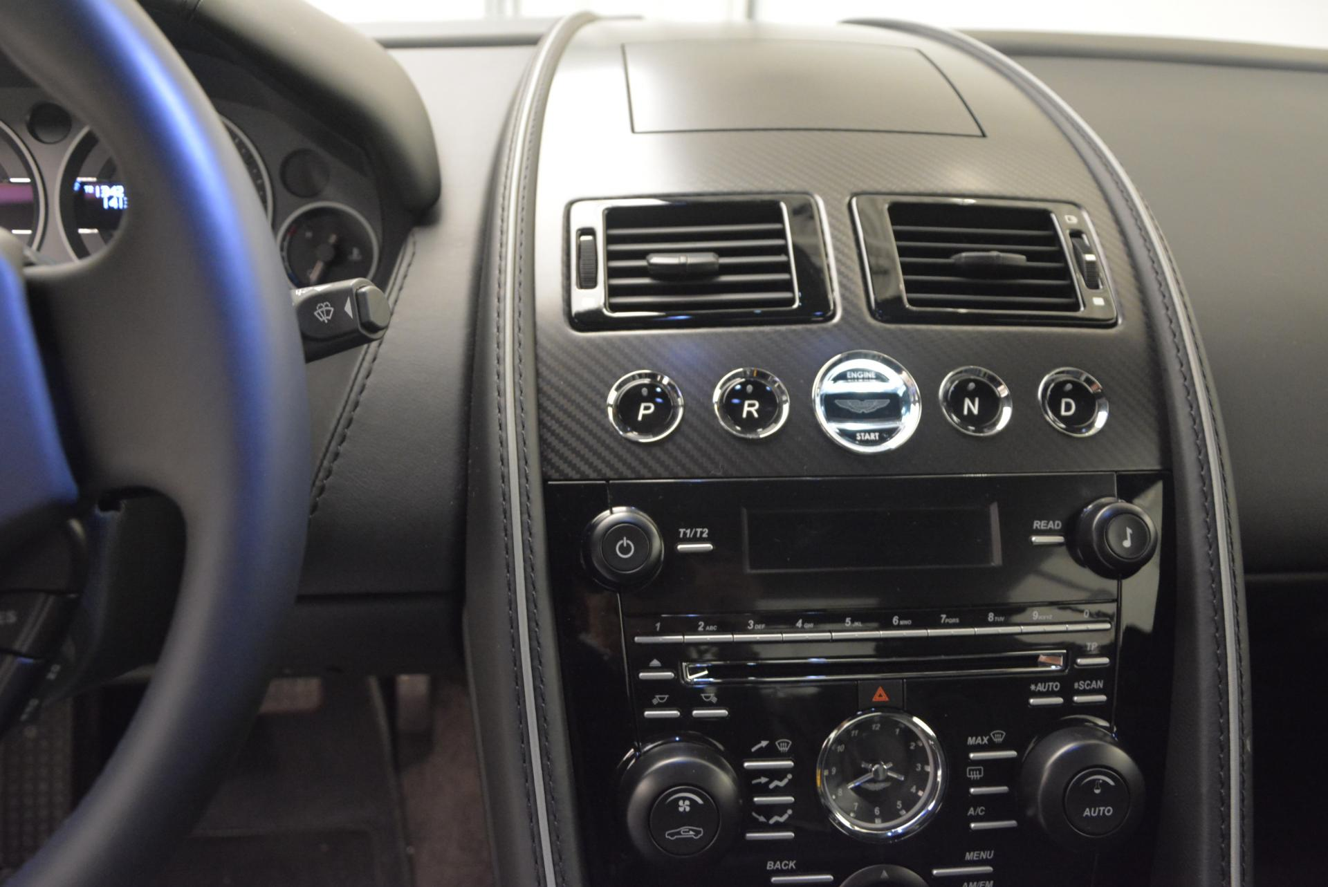 Used 2015 Aston Martin DB9 Carbon Edition For Sale In Westport, CT 528_p17