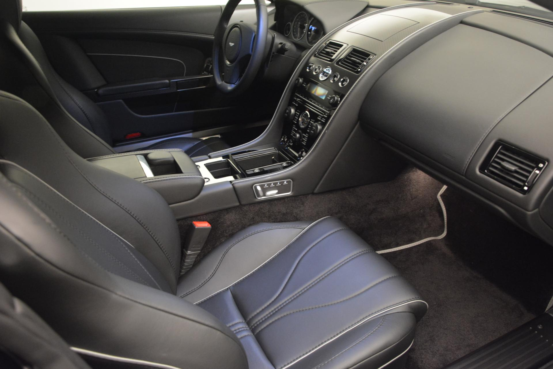 Used 2015 Aston Martin DB9 Carbon Edition For Sale In Westport, CT 528_p24