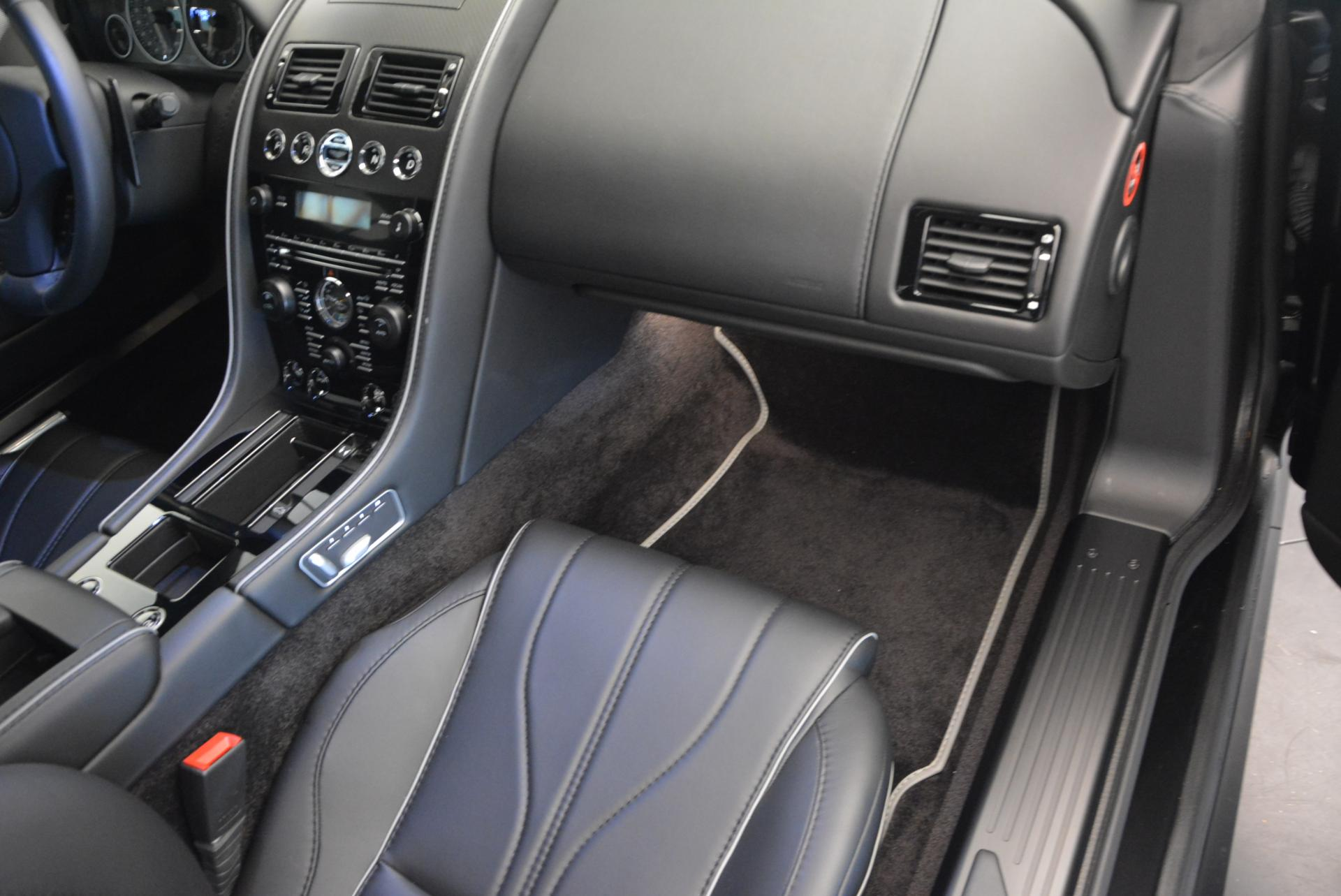Used 2015 Aston Martin DB9 Carbon Edition For Sale In Westport, CT 528_p26