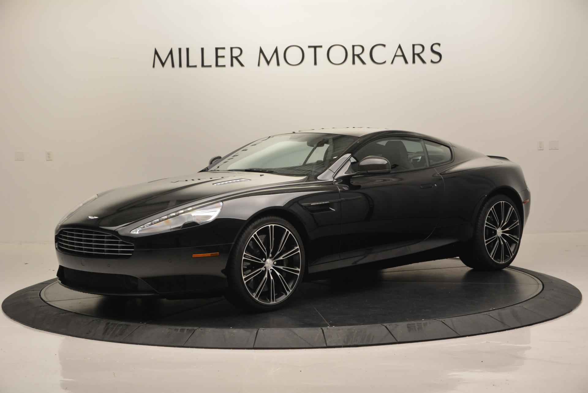 Used 2015 Aston Martin DB9 Carbon Edition For Sale In Westport, CT 528_p2