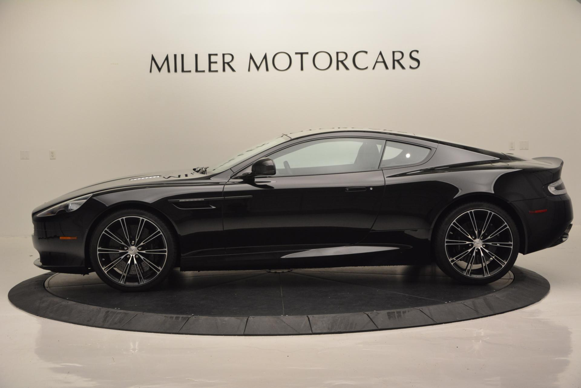 Used 2015 Aston Martin DB9 Carbon Edition For Sale In Westport, CT 528_p3