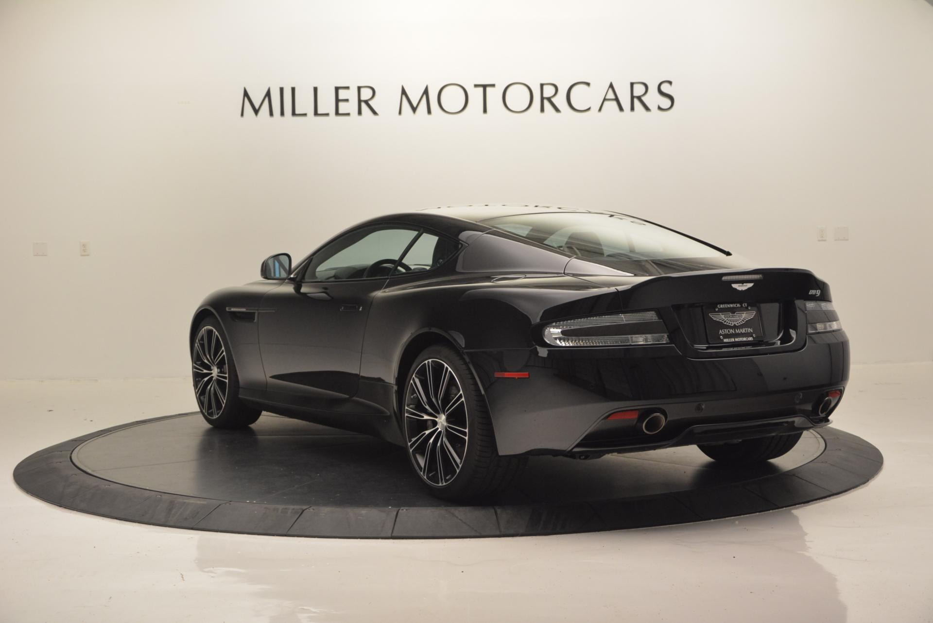 Used 2015 Aston Martin DB9 Carbon Edition For Sale In Westport, CT 528_p5