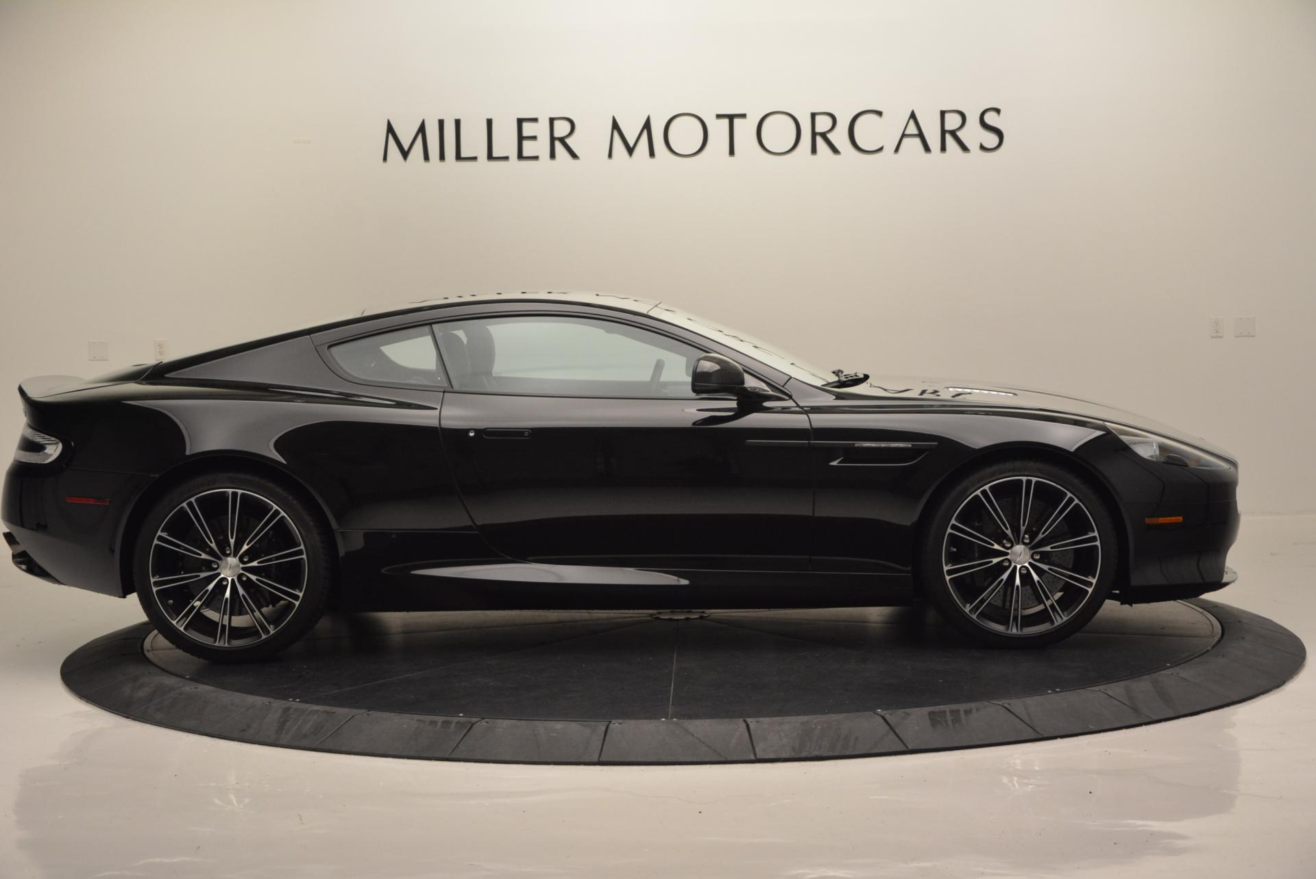 Used 2015 Aston Martin DB9 Carbon Edition For Sale In Westport, CT 528_p9