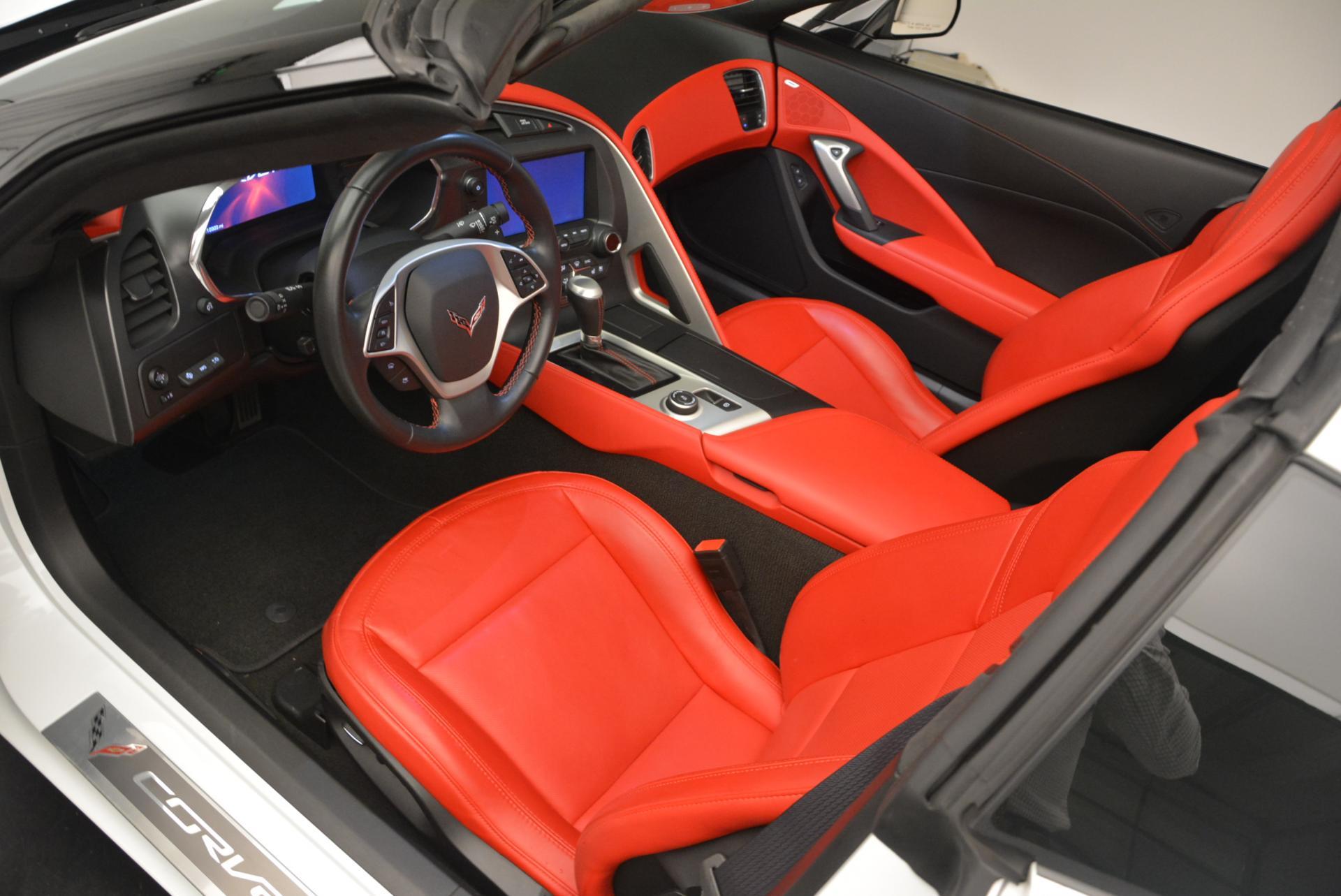 Used 2014 Chevrolet Corvette Stingray Z51 For Sale In Westport, CT 529_p16