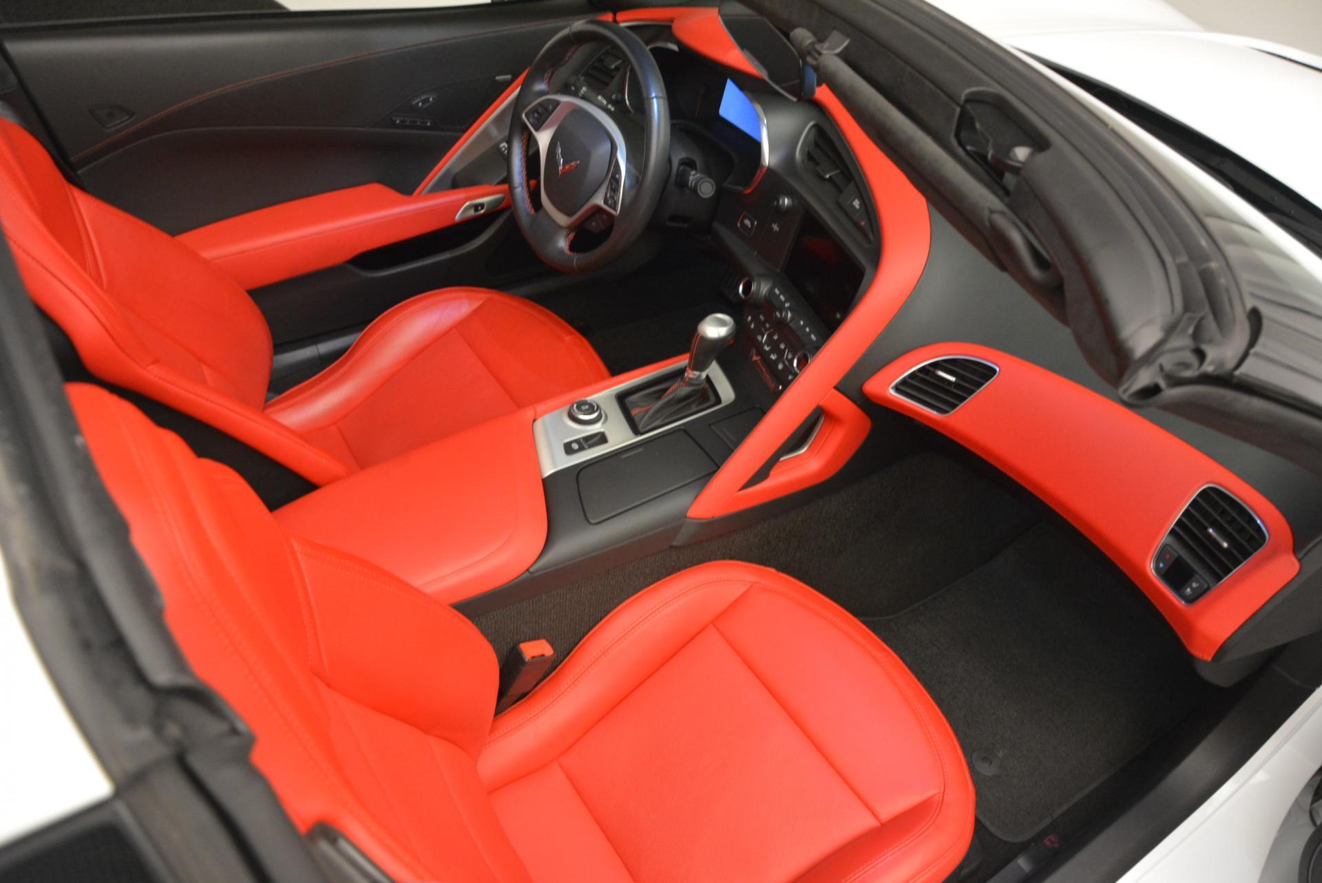 Used 2014 Chevrolet Corvette Stingray Z51 For Sale In Westport, CT 529_p18