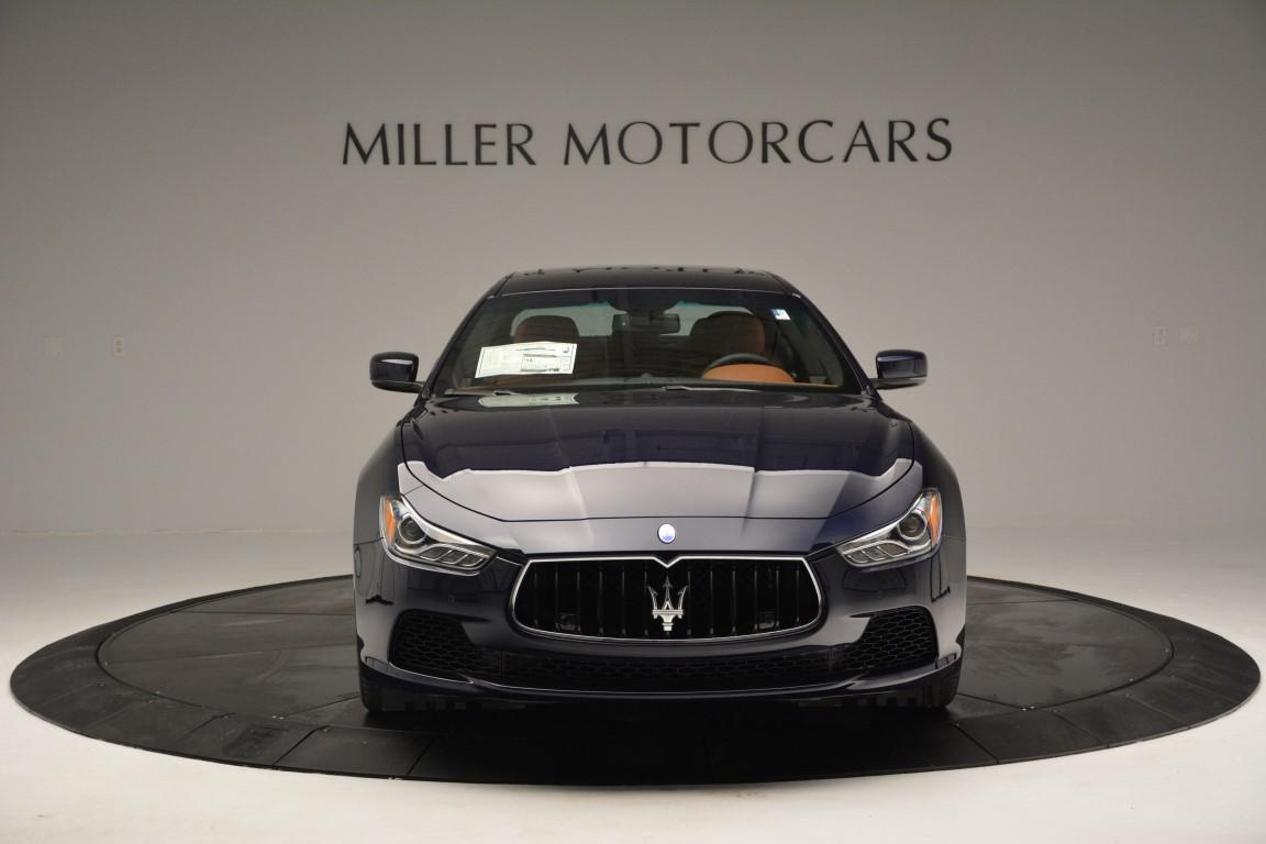 New 2016 Maserati Ghibli S Q4 For Sale In Westport, CT 53_p12