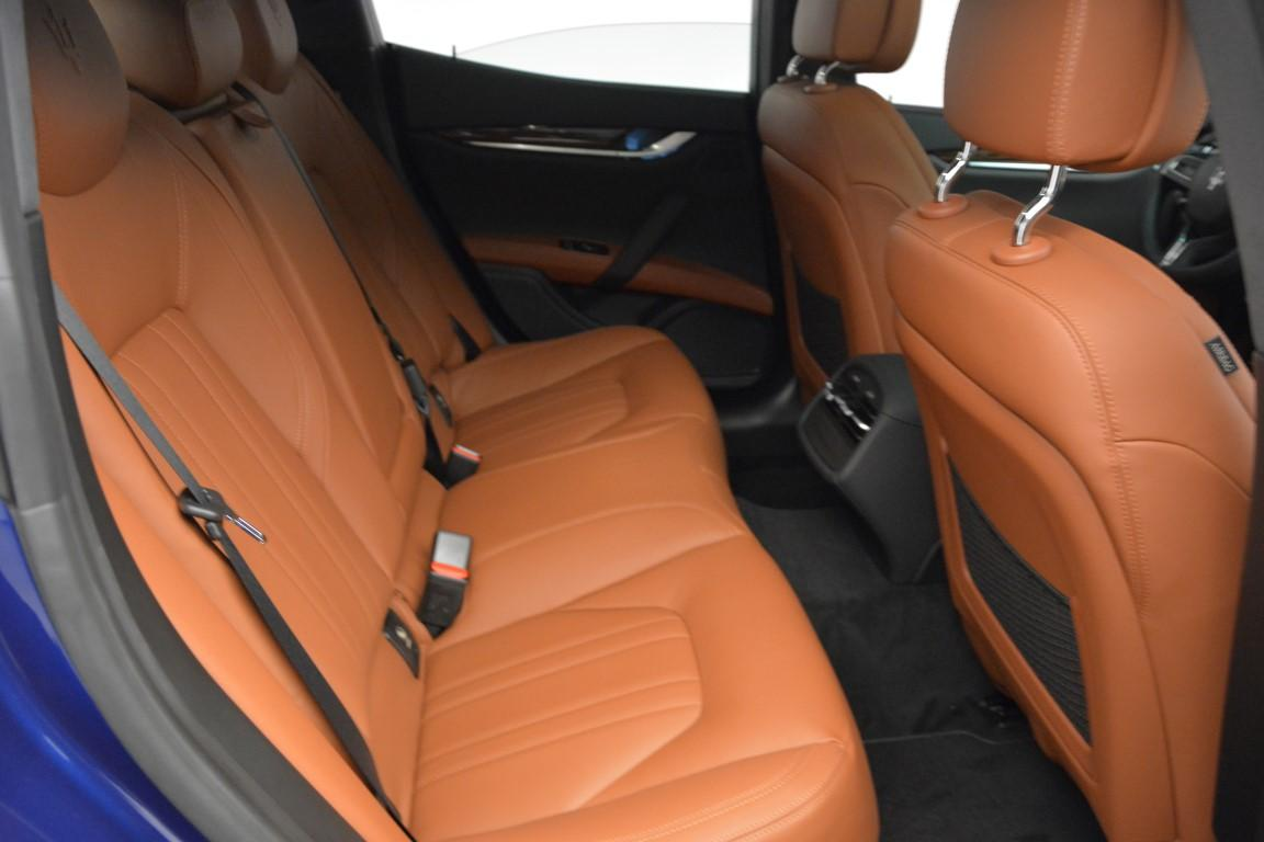 New 2016 Maserati Ghibli S Q4 For Sale In Westport, CT 53_p15