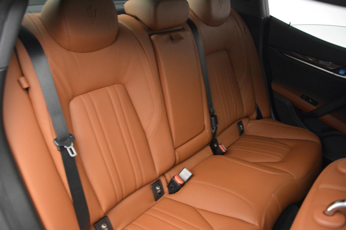 New 2016 Maserati Ghibli S Q4 For Sale In Westport, CT 53_p16