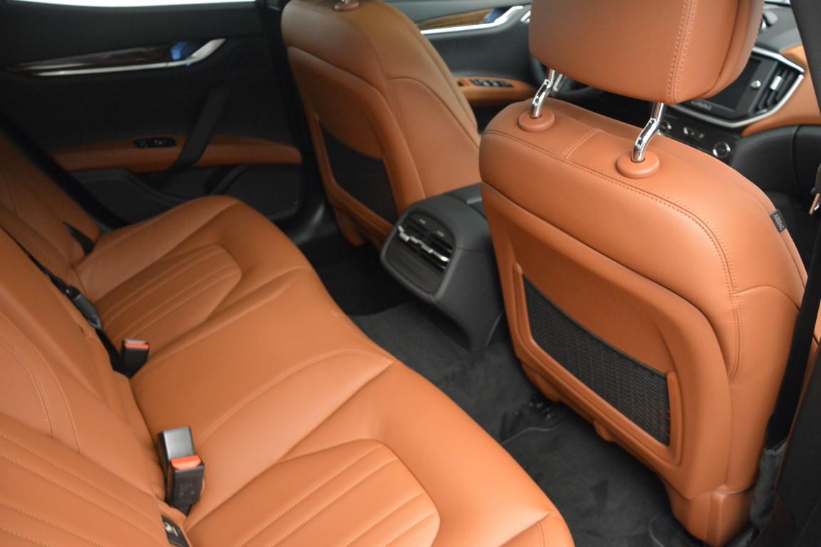 New 2016 Maserati Ghibli S Q4 For Sale In Westport, CT 53_p17