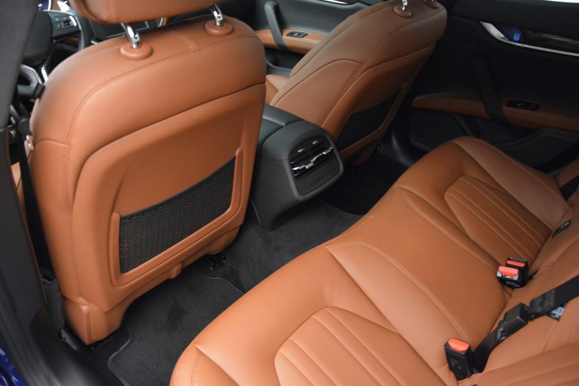 New 2016 Maserati Ghibli S Q4 For Sale In Westport, CT 53_p18