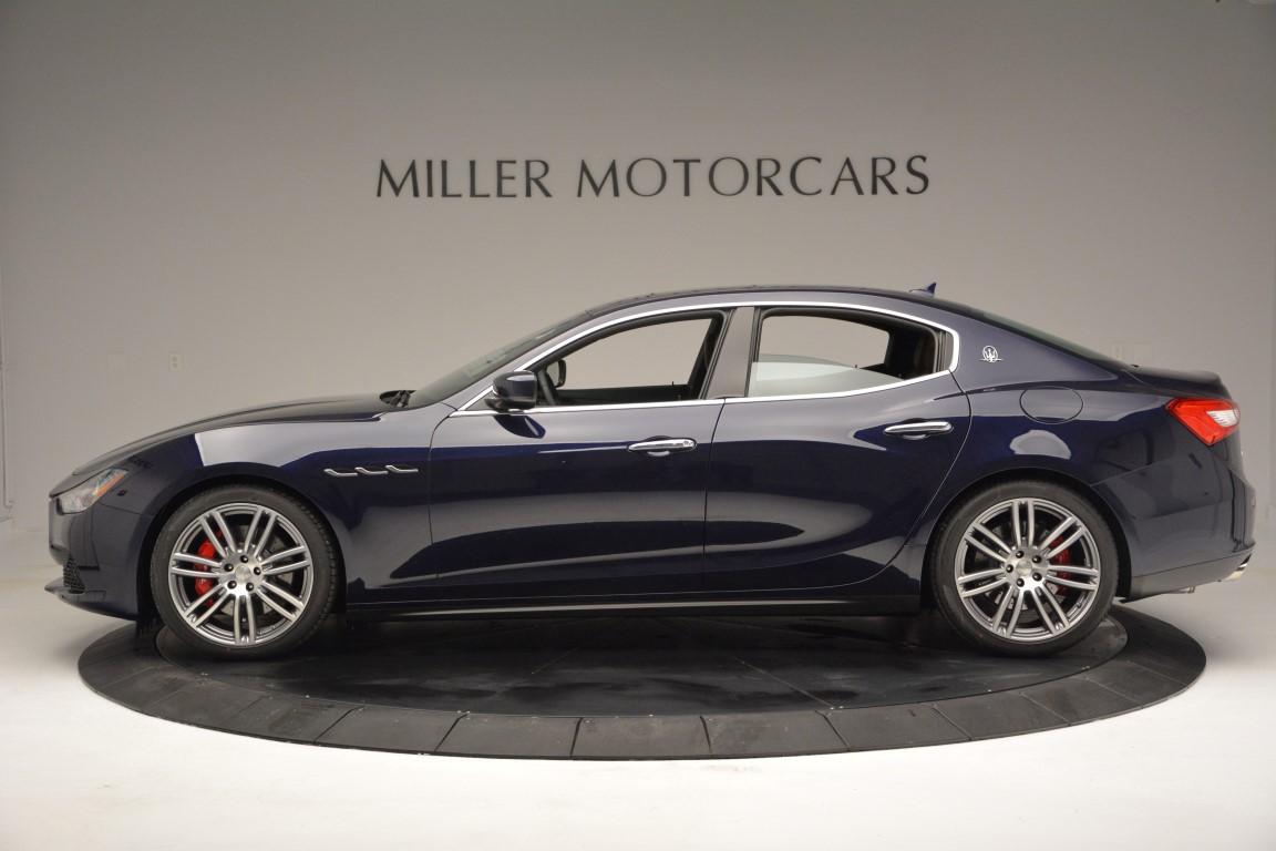 New 2016 Maserati Ghibli S Q4 For Sale In Westport, CT 53_p3