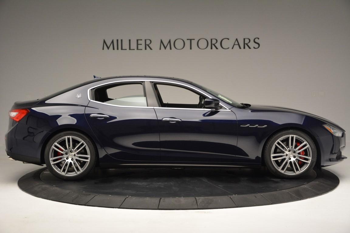 New 2016 Maserati Ghibli S Q4 For Sale In Westport, CT 53_p9
