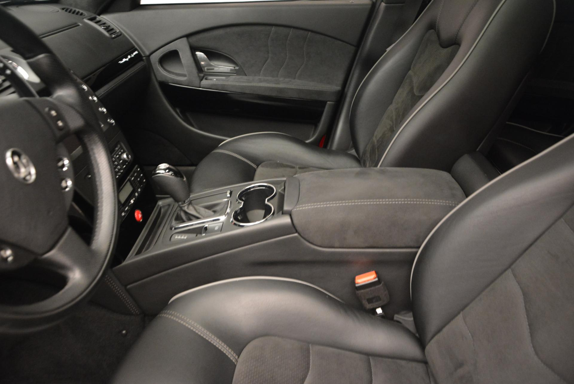 Used 2011 Maserati Quattroporte Sport GT S For Sale In Westport, CT 531_p15