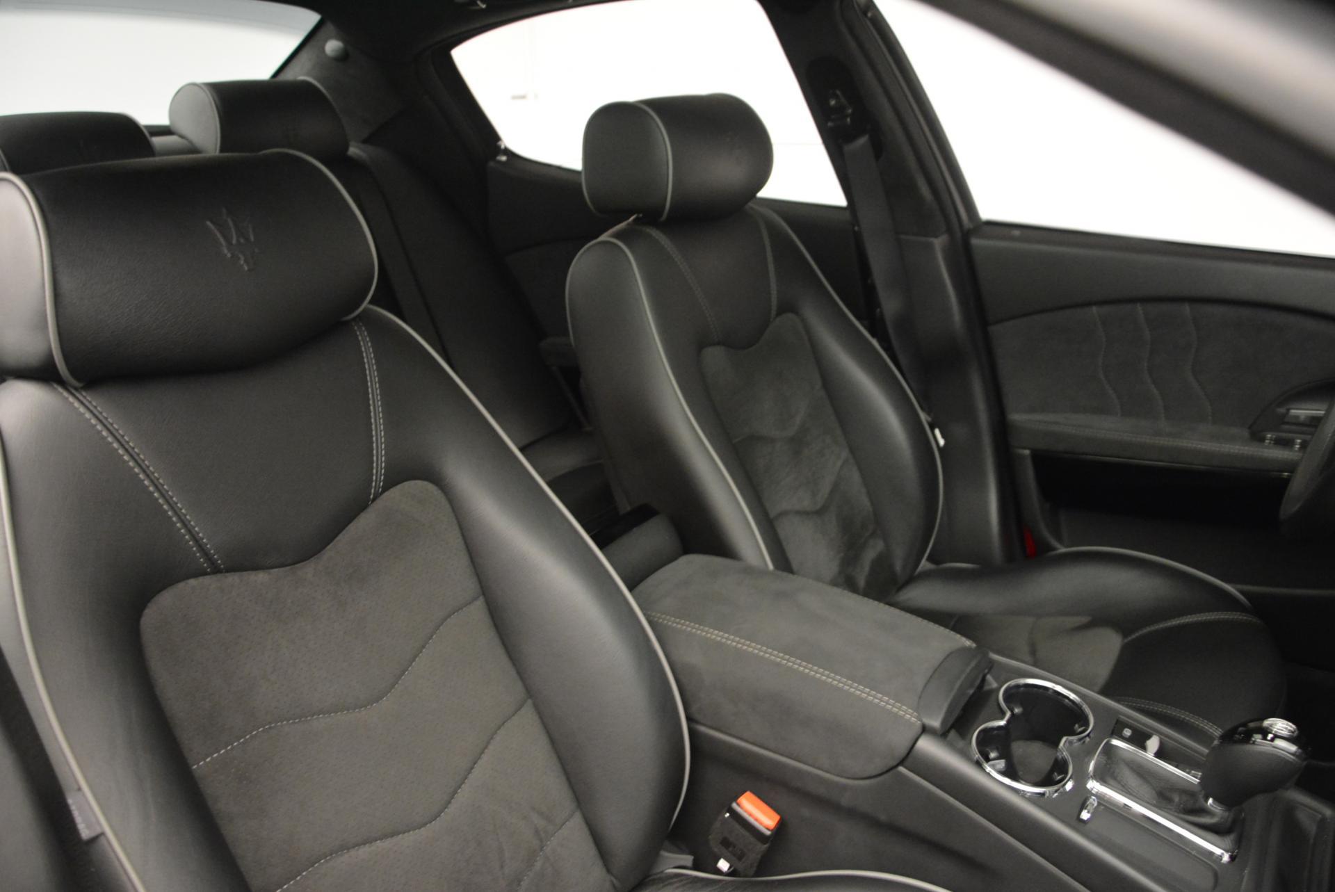 Used 2011 Maserati Quattroporte Sport GT S For Sale In Westport, CT 531_p24