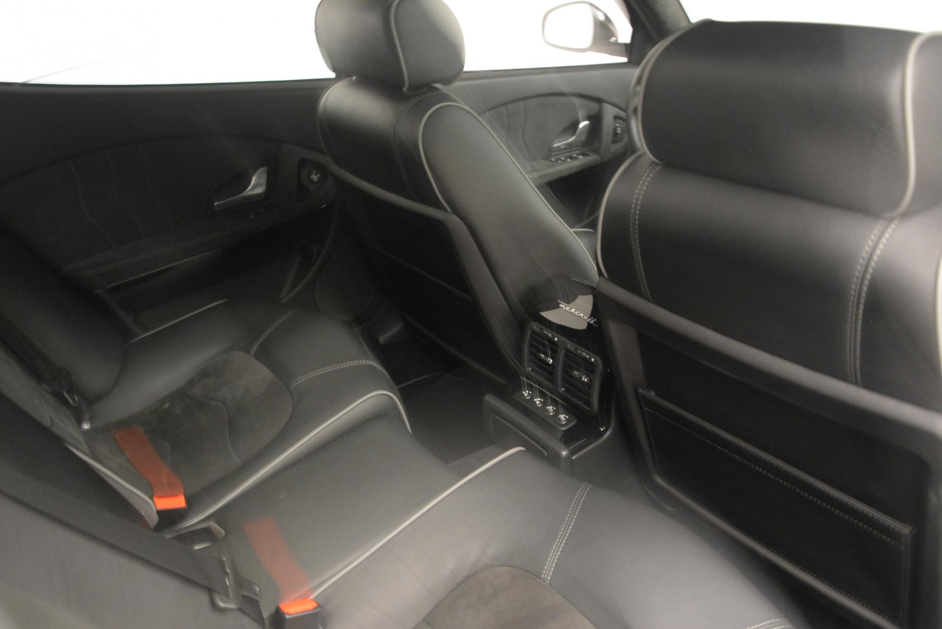 Used 2011 Maserati Quattroporte Sport GT S For Sale In Westport, CT 531_p26