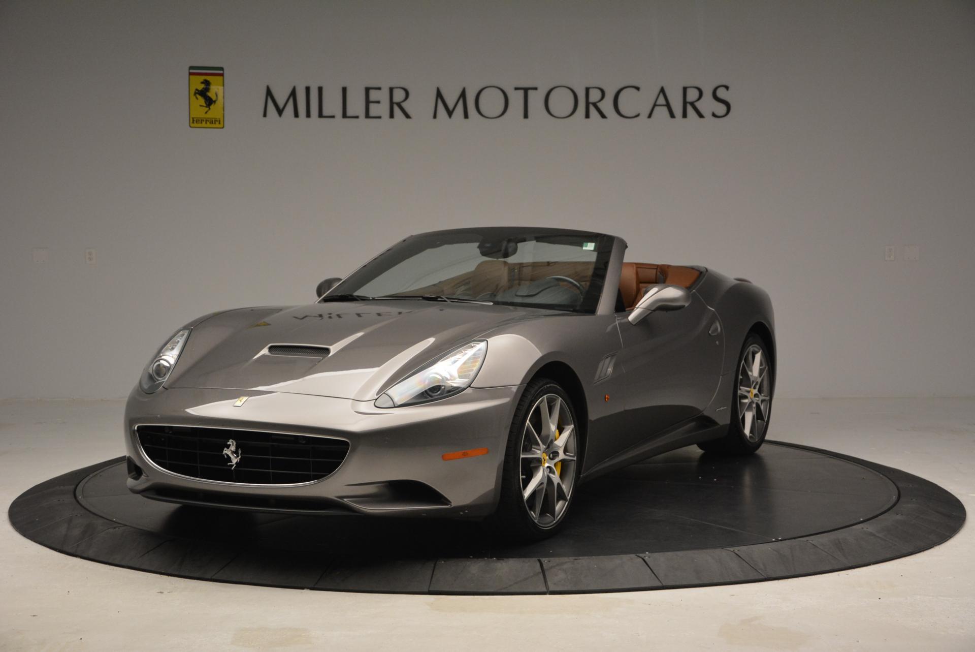 Used 2012 Ferrari California  For Sale In Westport, CT 536_main
