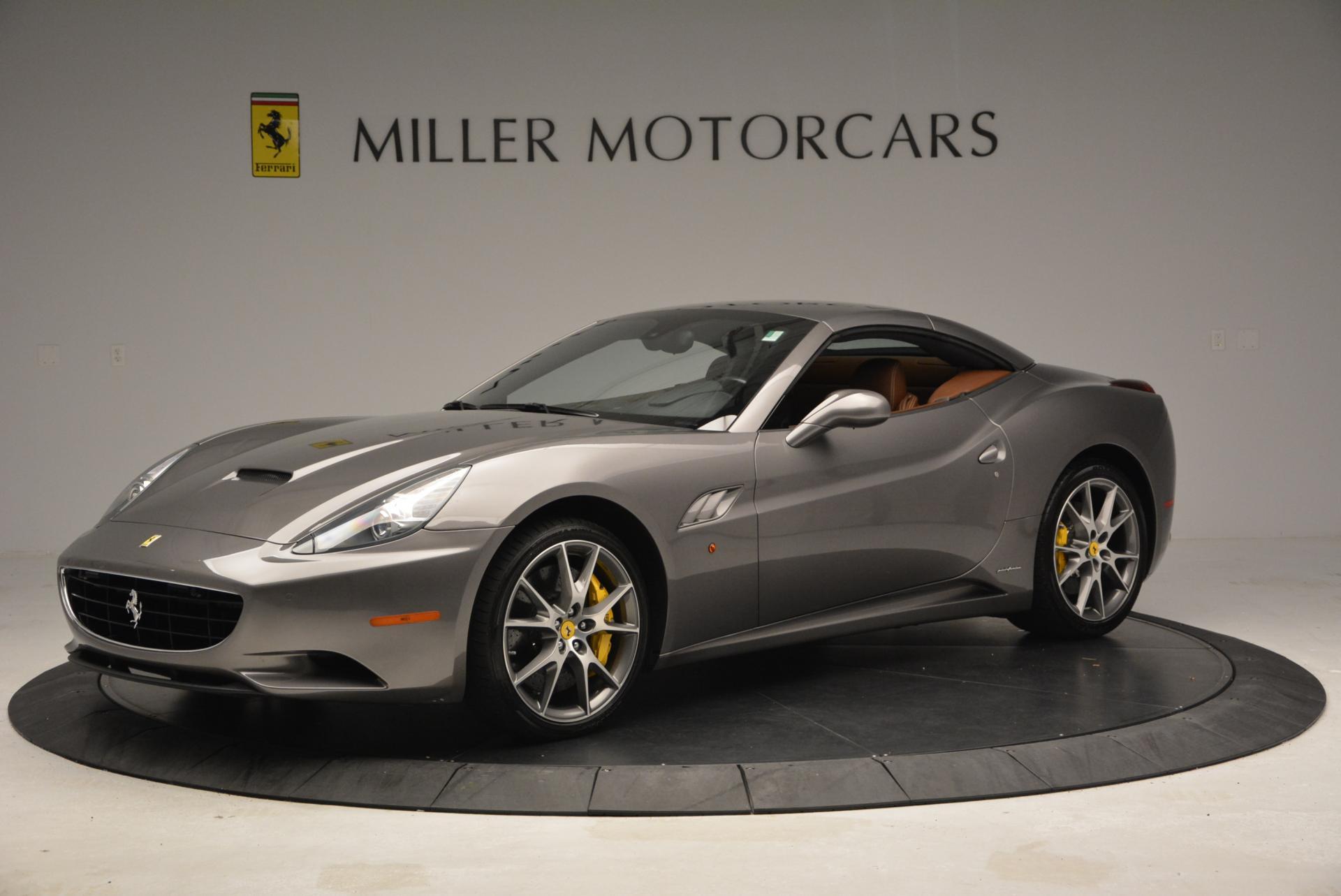 Used 2012 Ferrari California  For Sale In Westport, CT 536_p14