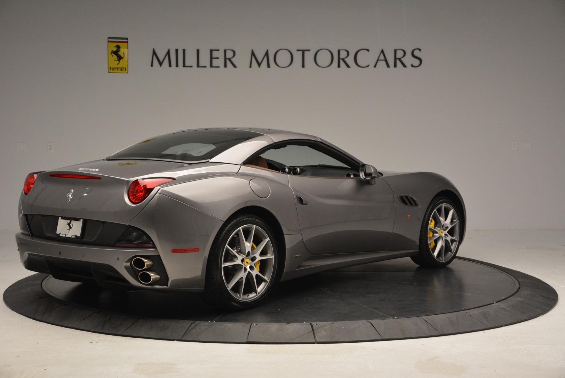 Used 2012 Ferrari California  For Sale In Westport, CT 536_p20