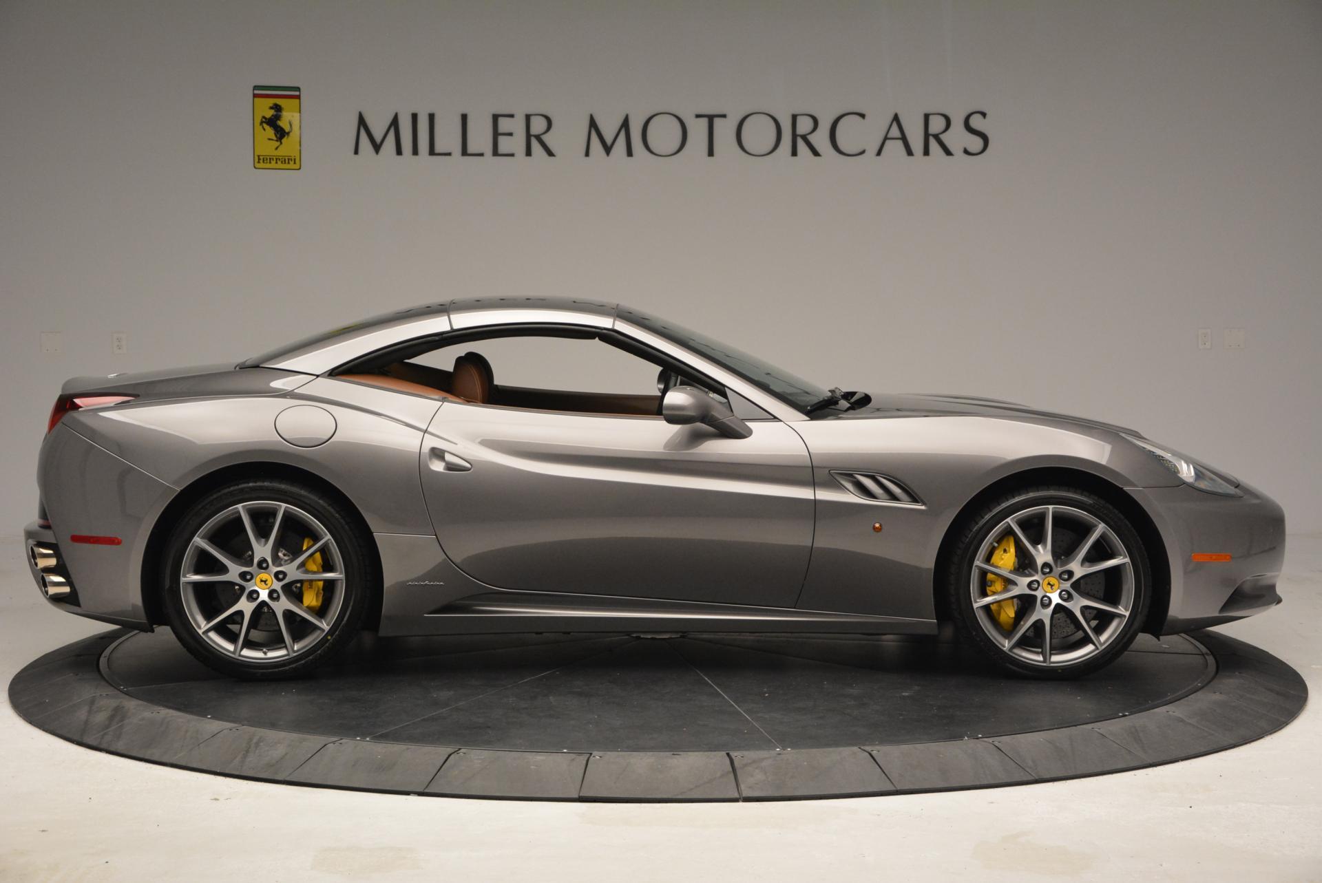 Used 2012 Ferrari California  For Sale In Westport, CT 536_p21