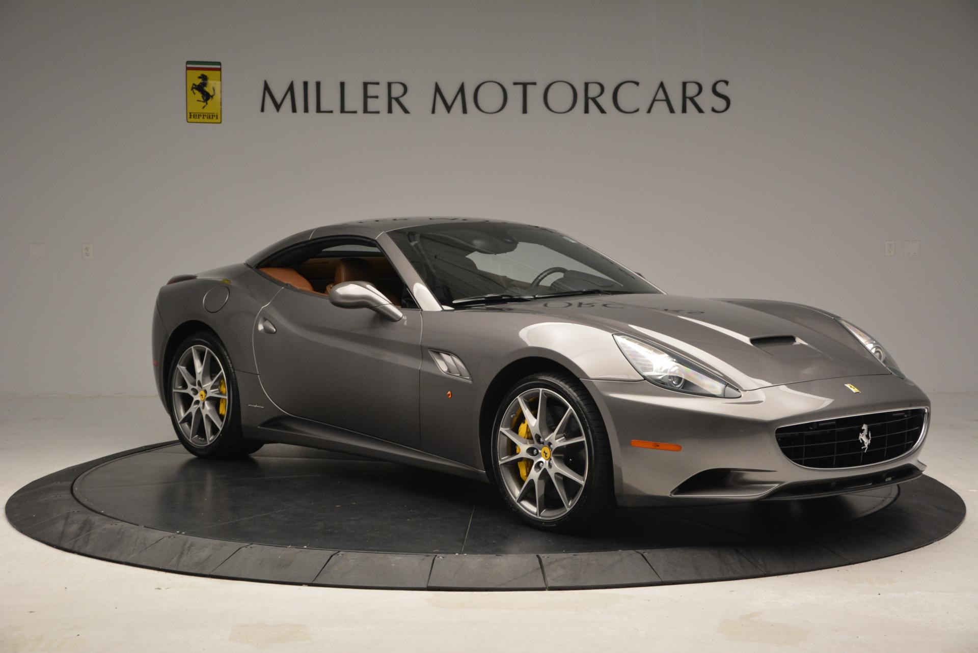 Used 2012 Ferrari California  For Sale In Westport, CT 536_p23