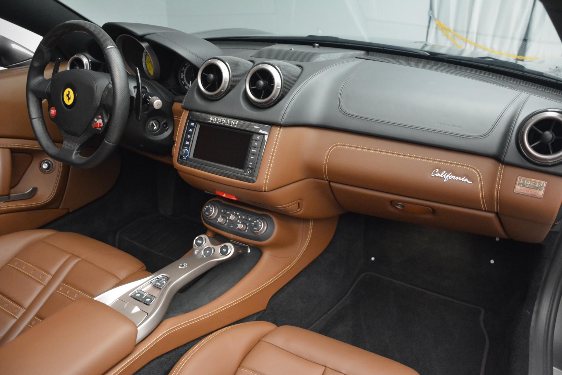 Used 2012 Ferrari California  For Sale In Westport, CT 536_p30