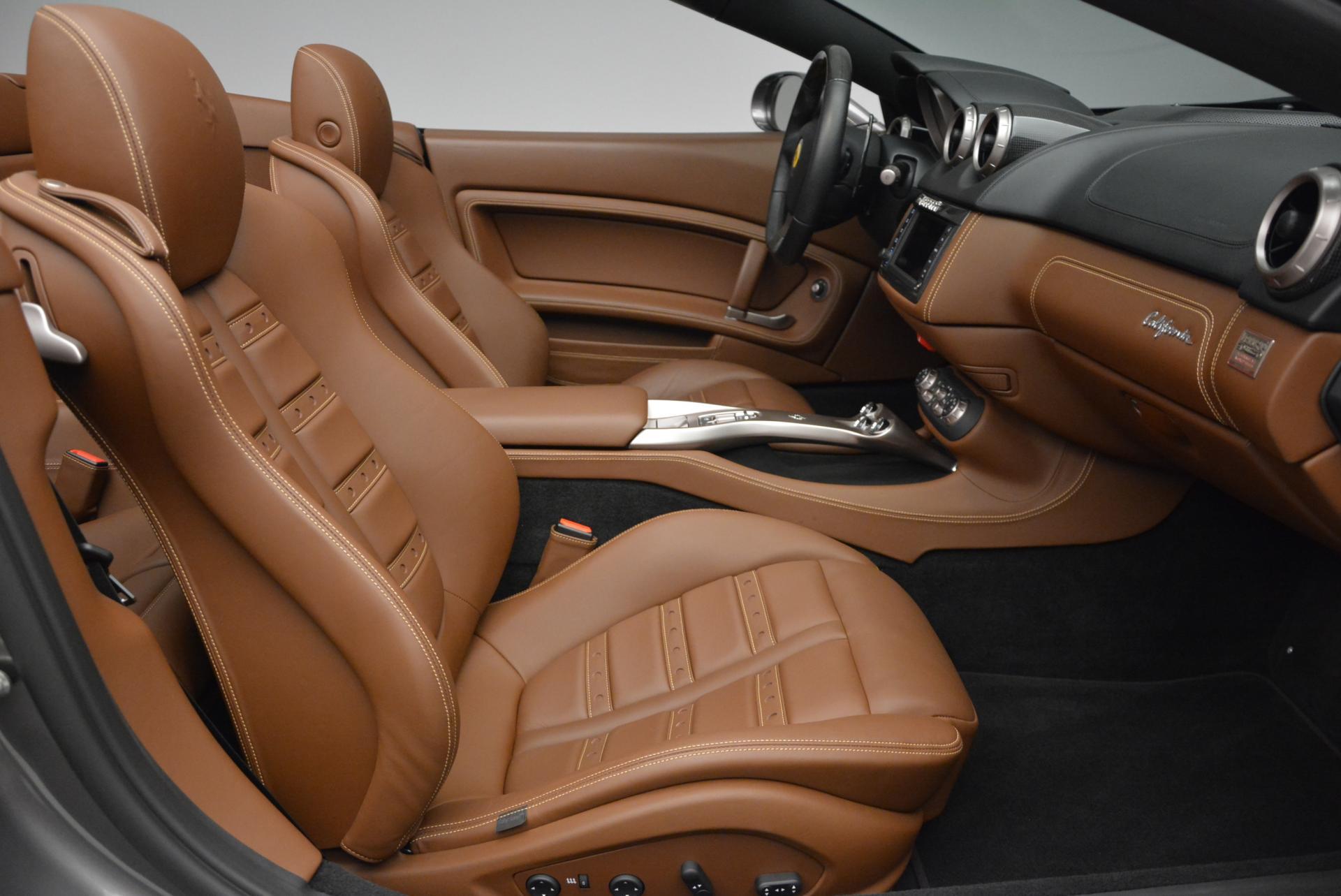 Used 2012 Ferrari California  For Sale In Westport, CT 536_p31