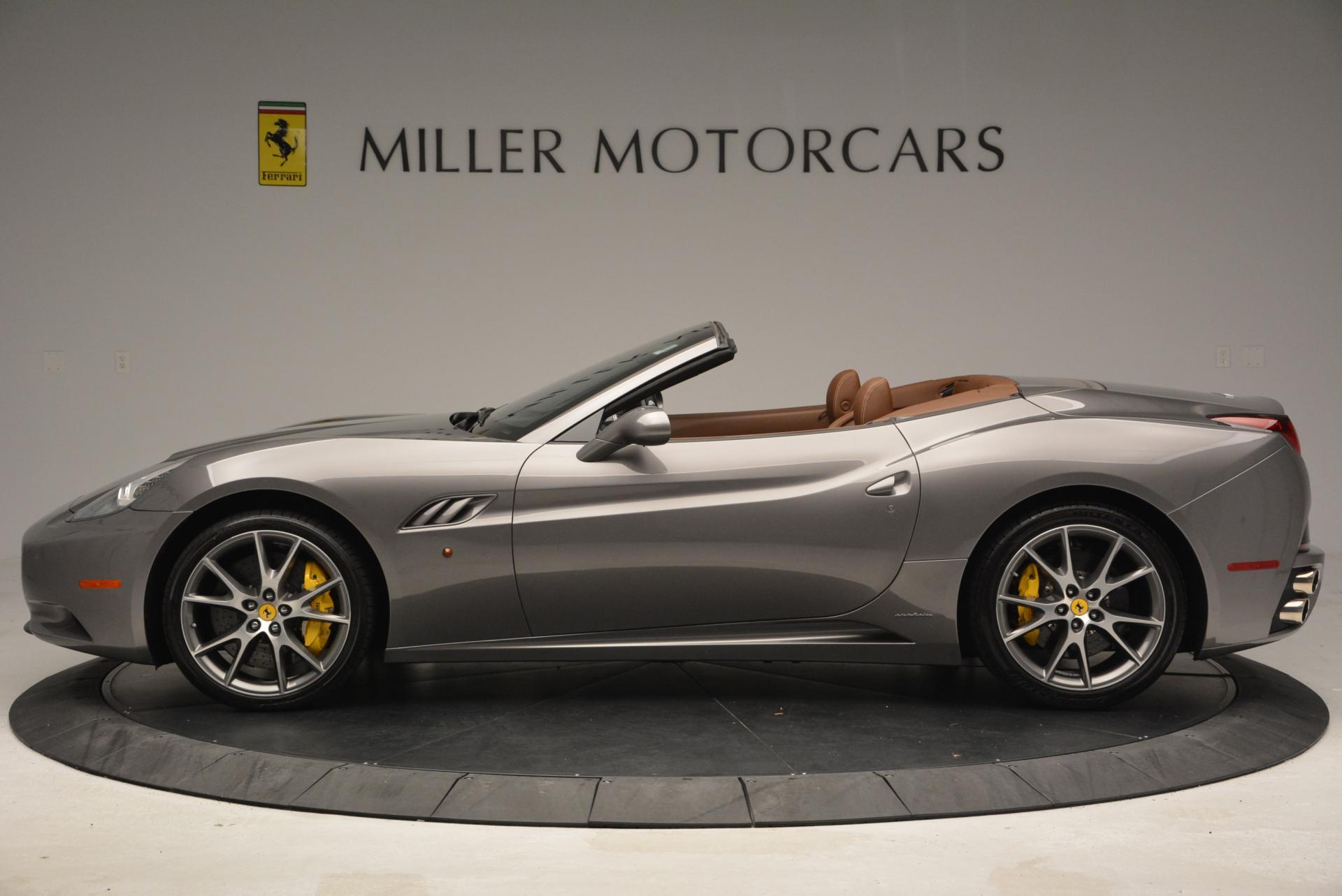 Used 2012 Ferrari California  For Sale In Westport, CT 536_p3