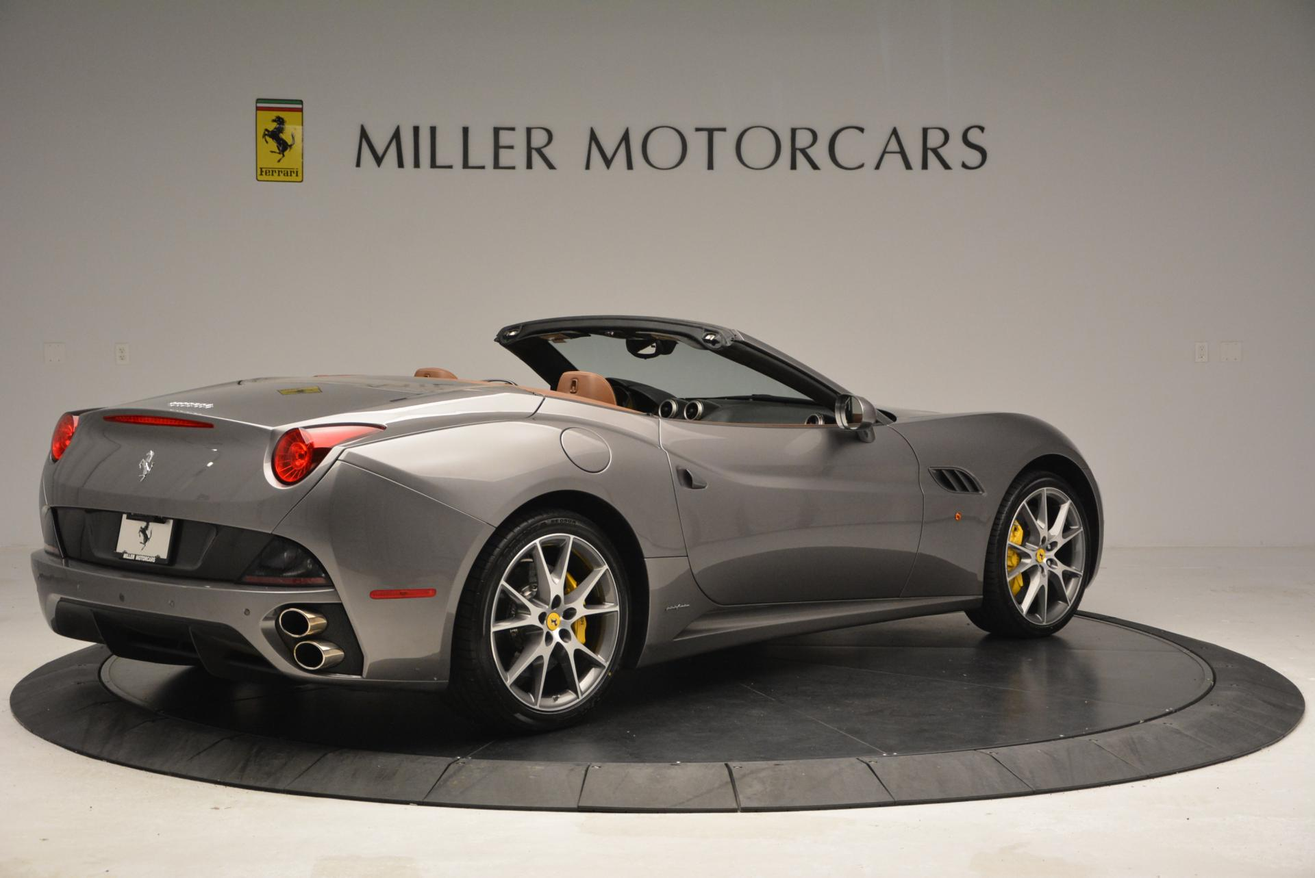 Used 2012 Ferrari California  For Sale In Westport, CT 536_p8